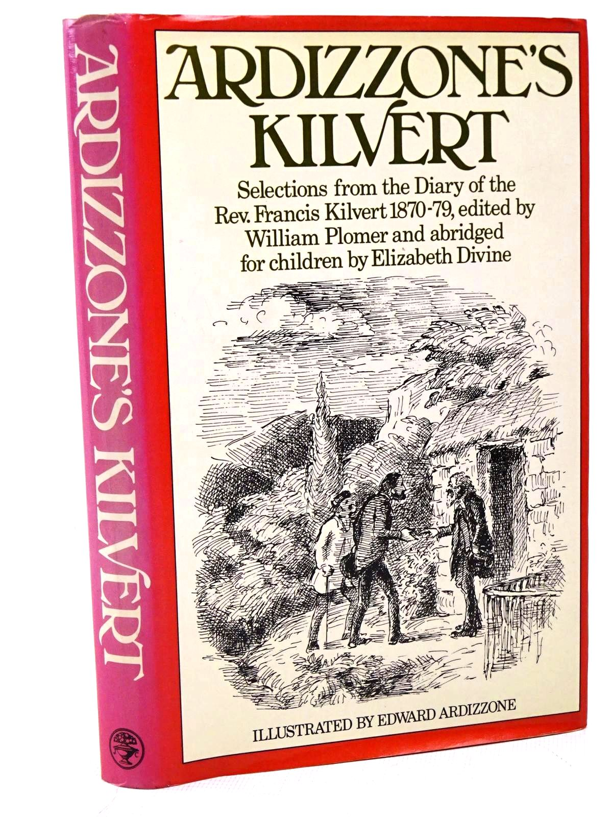 Photo of ARDIZZONE'S KILVERT written by Kilvert, Rev. Francis<br />Plomer, William<br />Divine, Elizabeth illustrated by Ardizzone, Edward published by Jonathan Cape (STOCK CODE: 1317580)  for sale by Stella & Rose's Books