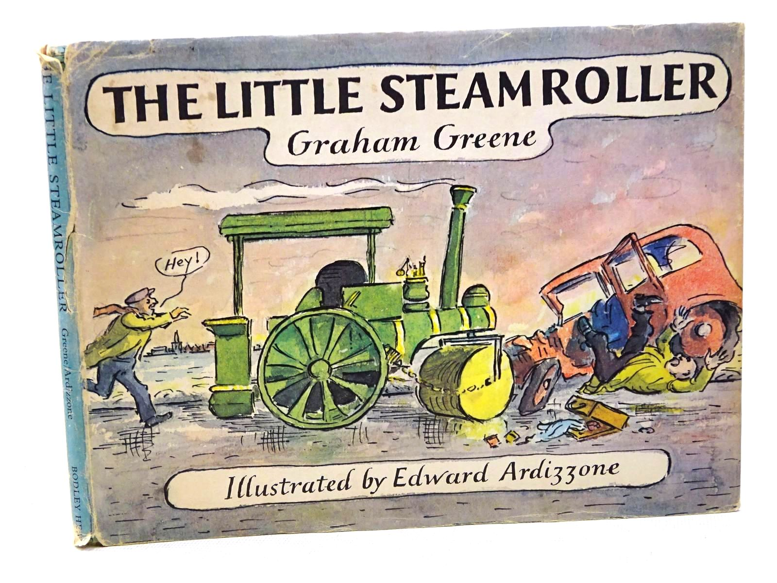 Photo of THE LITTLE STEAMROLLER written by Greene, Graham illustrated by Ardizzone, Edward published by The Bodley Head (STOCK CODE: 1317584)  for sale by Stella & Rose's Books