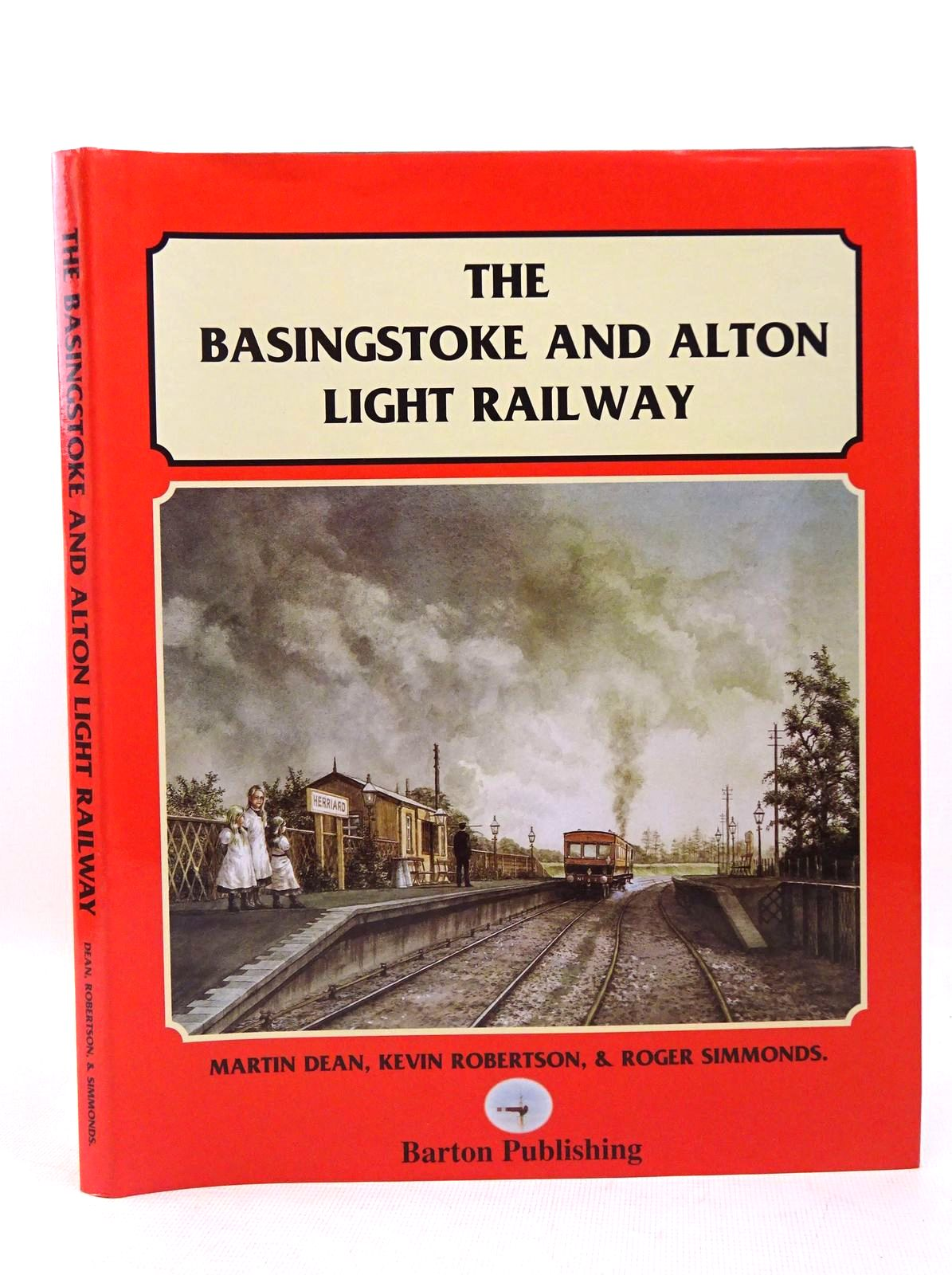 Photo of THE BASINGSTOKE AND ALTON LIGHT RAILWAY- Stock Number: 1317596