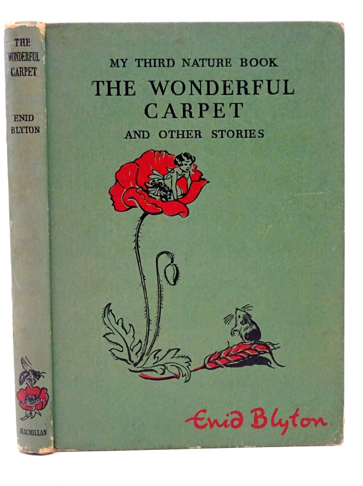 Photo of THE WONDERFUL CARPET AND OTHER STORIES written by Blyton, Enid illustrated by Soper, Eileen published by Macmillan & Co. Ltd. (STOCK CODE: 1317643)  for sale by Stella & Rose's Books