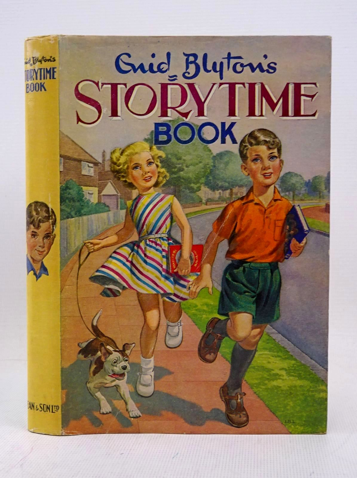 Photo of ENID BLYTON'S STORYTIME BOOK written by Blyton, Enid published by Dean & Son Ltd. (STOCK CODE: 1317645)  for sale by Stella & Rose's Books