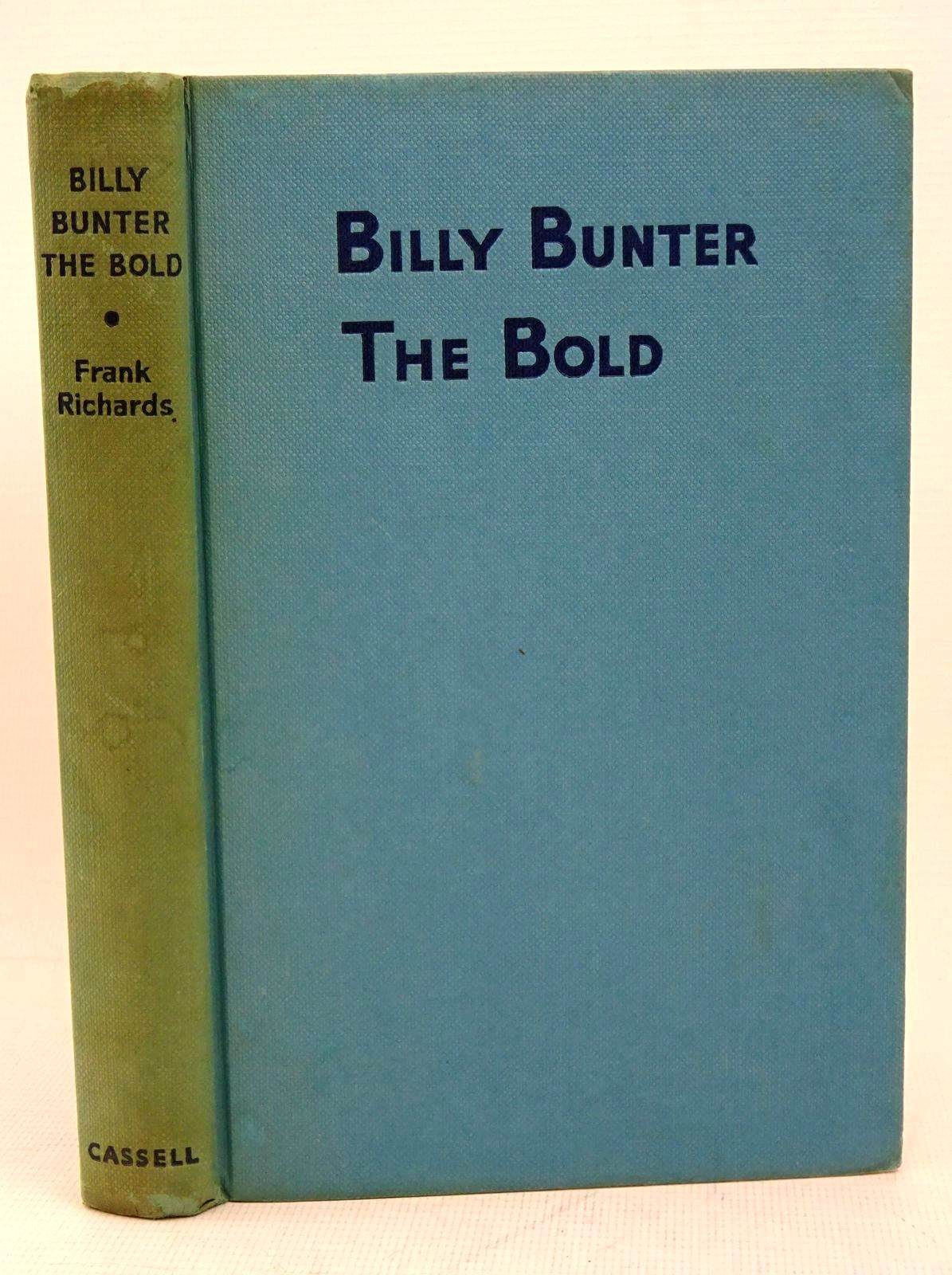 Photo of BILLY BUNTER THE BOLD- Stock Number: 1317687