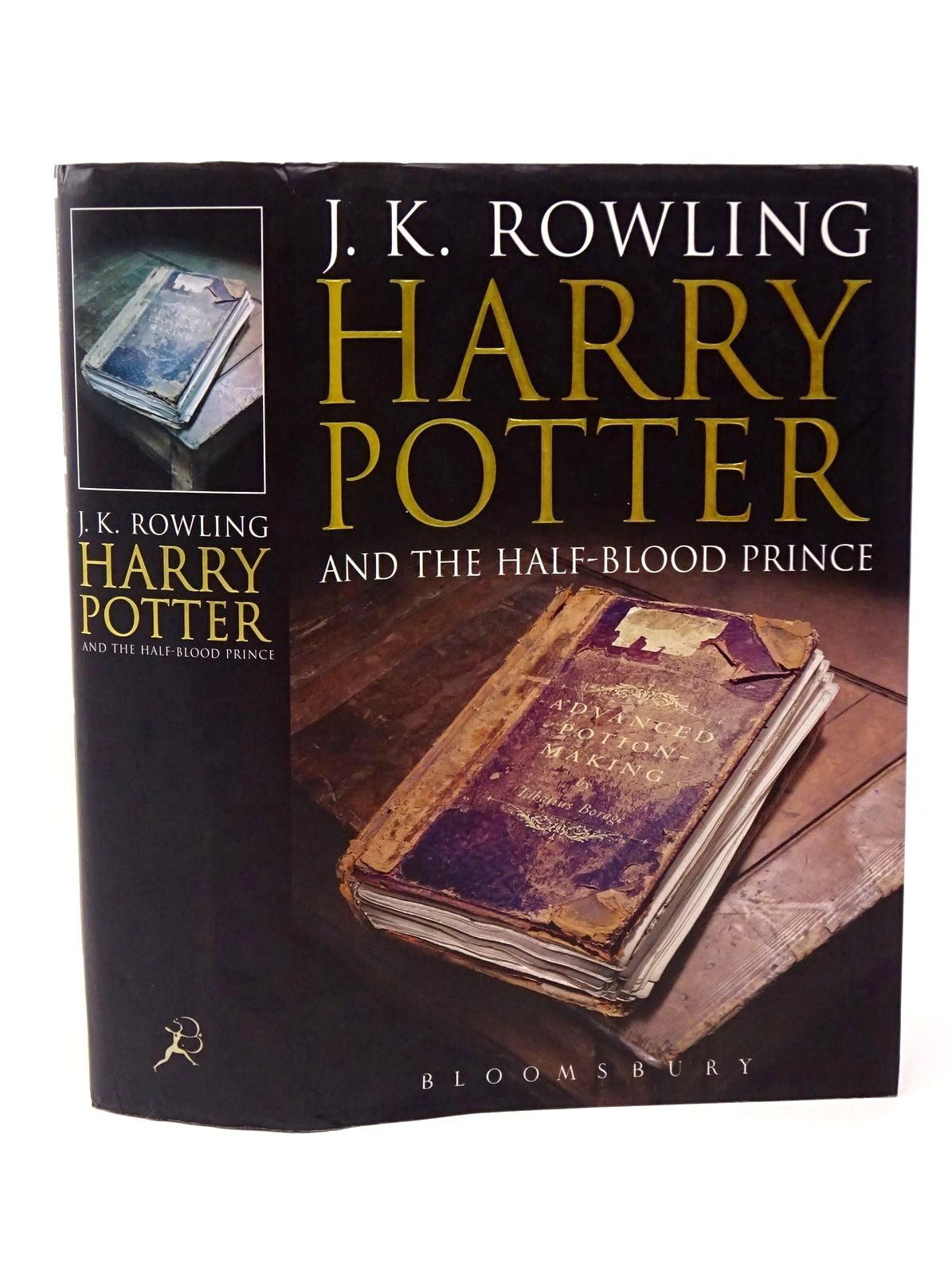 Photo of HARRY POTTER AND THE HALF-BLOOD PRINCE- Stock Number: 1317692
