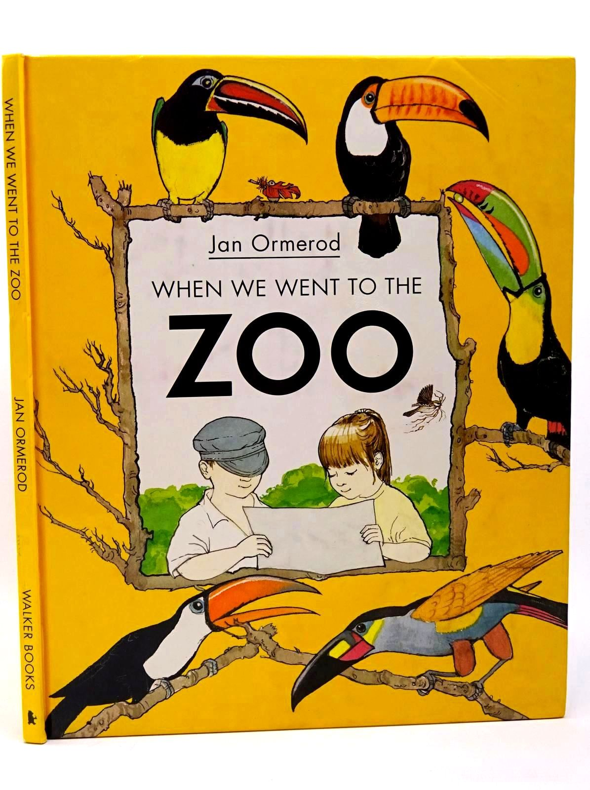 Photo of WHEN WE WENT TO THE ZOO written by Ormerod, Jan illustrated by Ormerod, Jan published by Walker Books (STOCK CODE: 1317697)  for sale by Stella & Rose's Books