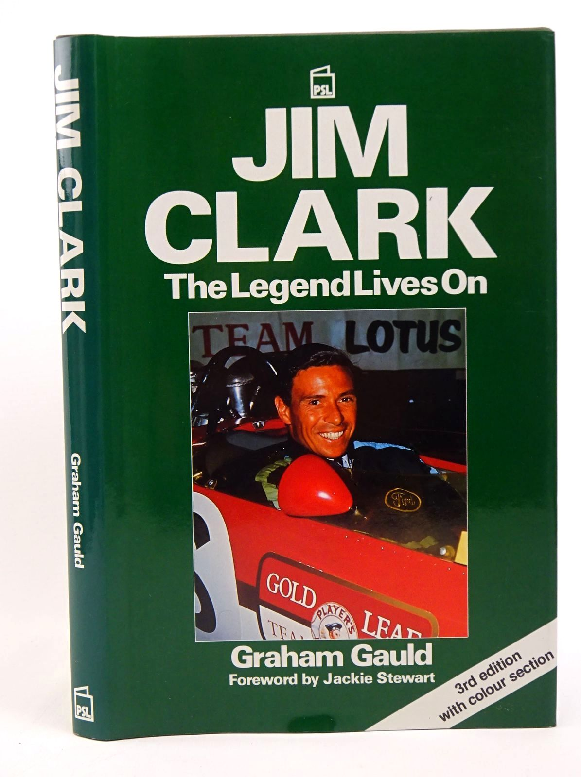 Photo of JIM CLARK THE LEGEND LIVES ON- Stock Number: 1317710