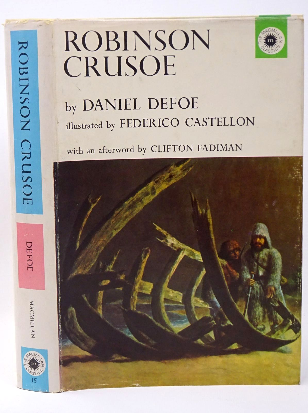 Photo of ROBINSON CRUSOE- Stock Number: 1317724