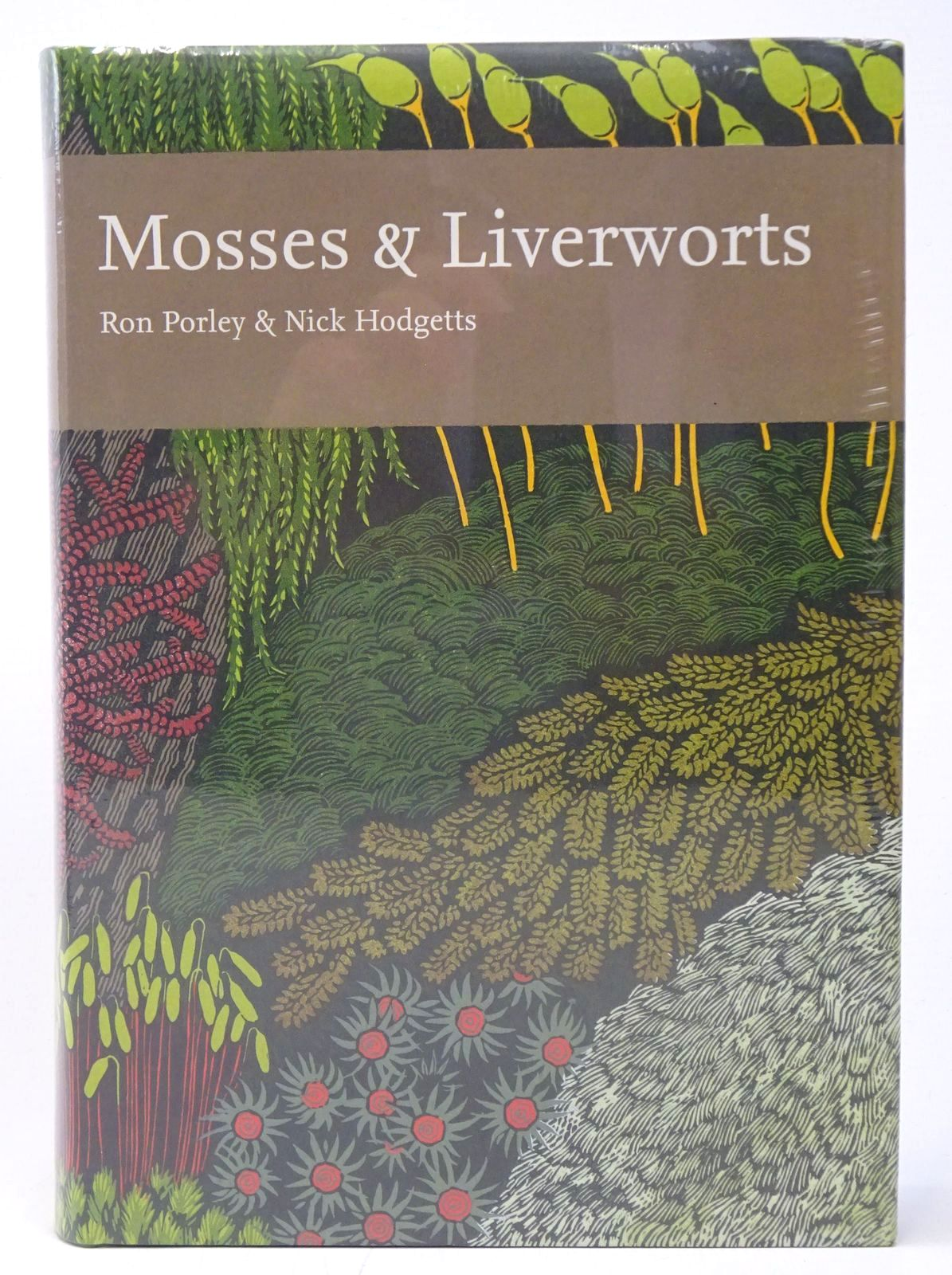 Photo of MOSSES & LIVERWORTS (NN 97) written by Porley, Ron Hodgetts, Nick published by Collins (STOCK CODE: 1317732)  for sale by Stella & Rose's Books