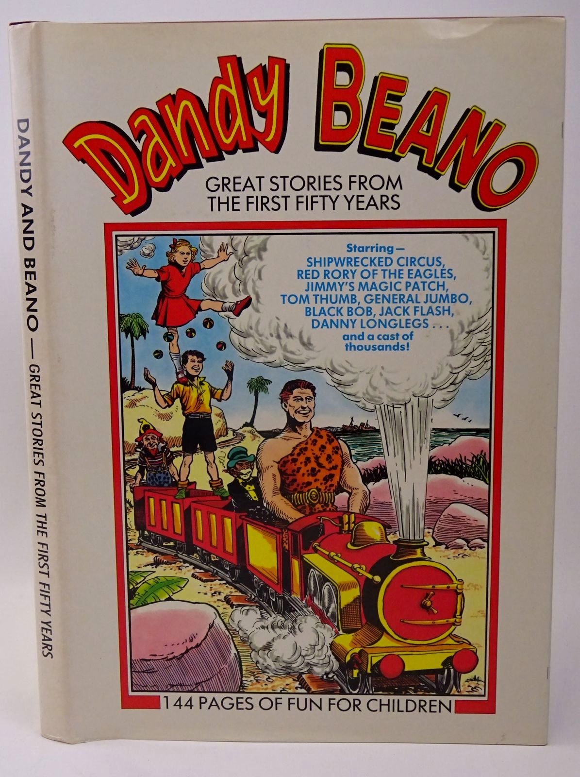 Photo of DANDY AND BEANO - GREAT STORIES FROM THE FIRST FIFTY YEARS published by D.C. Thomson & Co Ltd. (STOCK CODE: 1317740)  for sale by Stella & Rose's Books