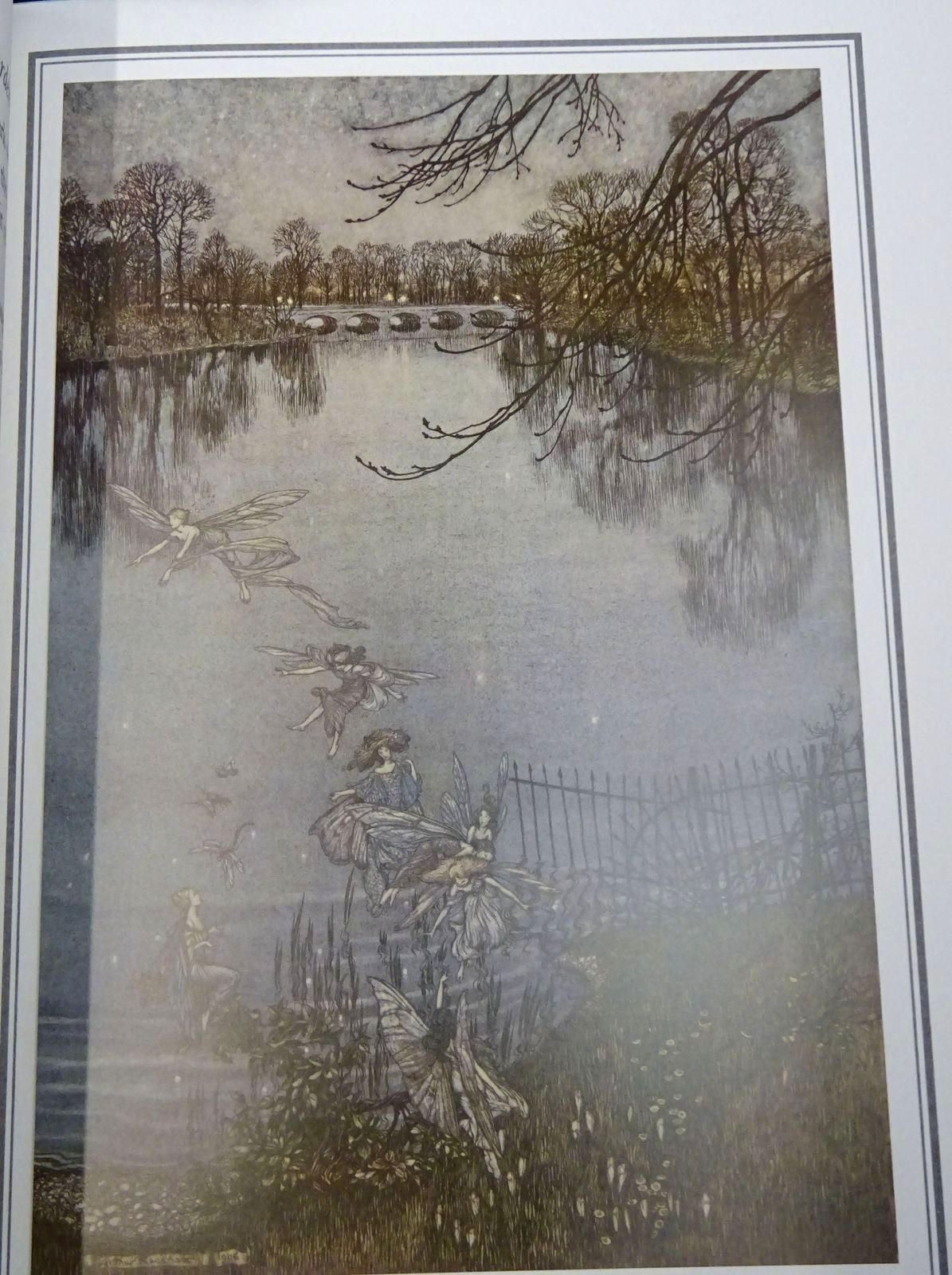 Photo of PETER PAN IN KENSINGTON GARDENS written by Barrie, J.M. illustrated by Rackham, Arthur published by Folio Society (STOCK CODE: 1317748)  for sale by Stella & Rose's Books
