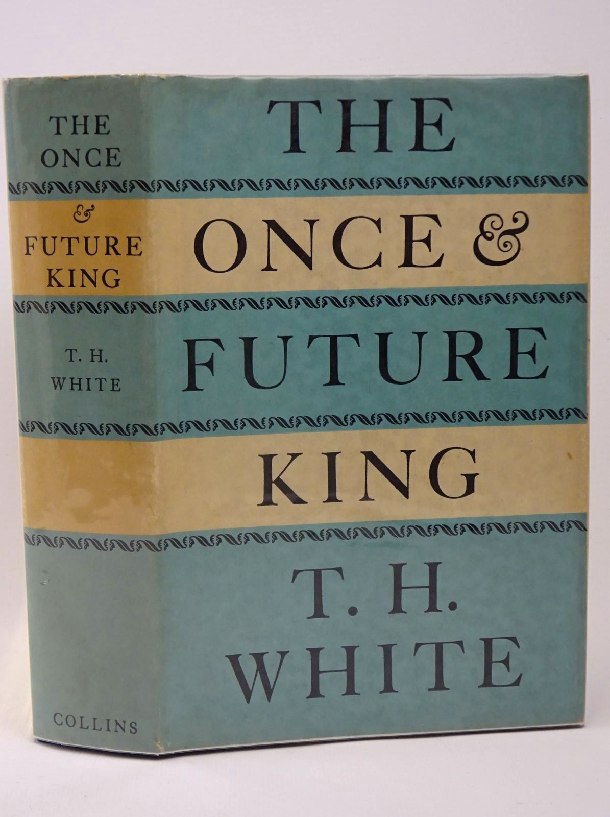 Photo of THE ONCE AND FUTURE KING- Stock Number: 1317754