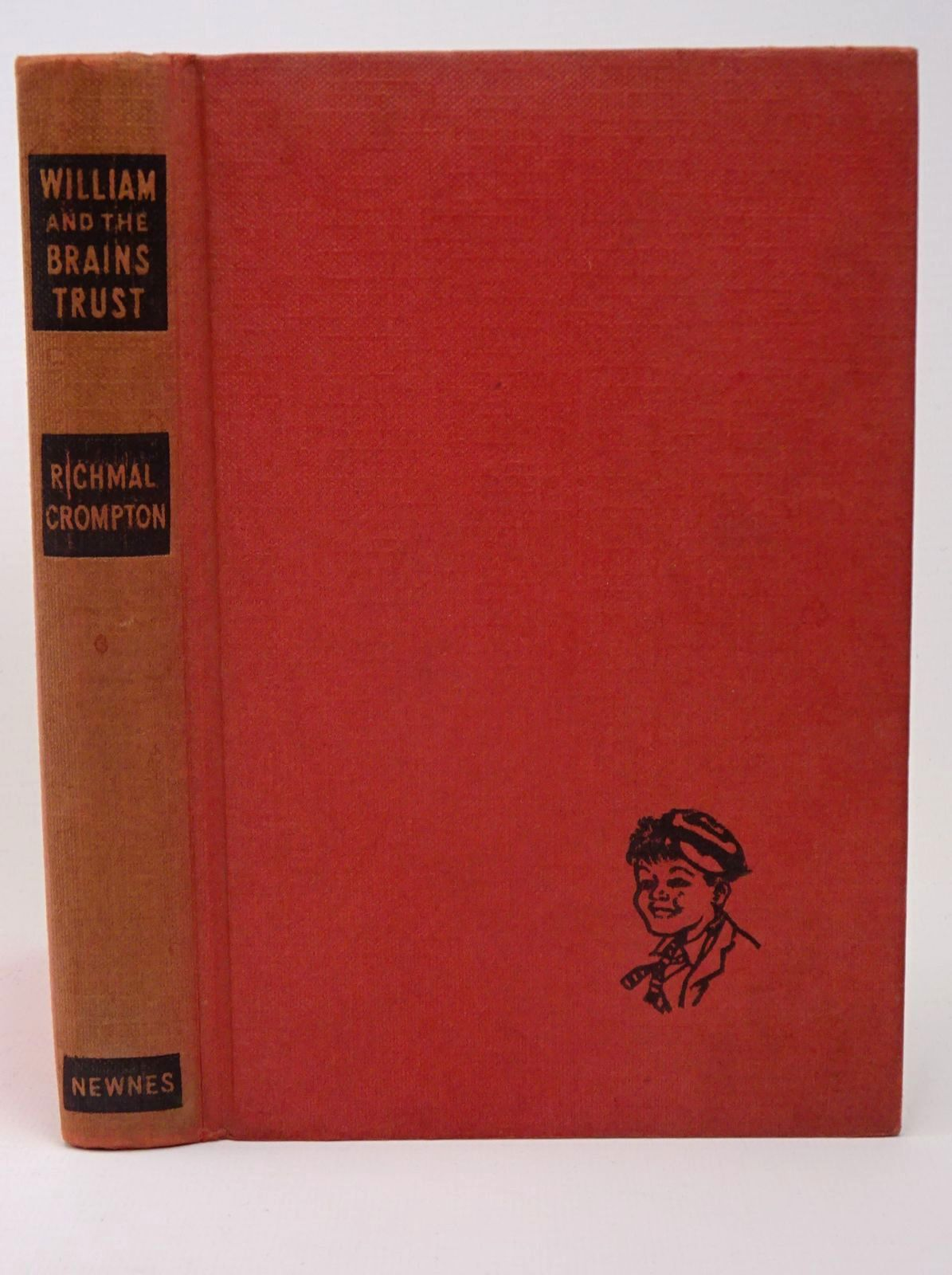 Photo of WILLIAM AND THE BRAINS TRUST written by Crompton, Richmal illustrated by Henry, Thomas published by George Newnes Limited (STOCK CODE: 1317762)  for sale by Stella & Rose's Books