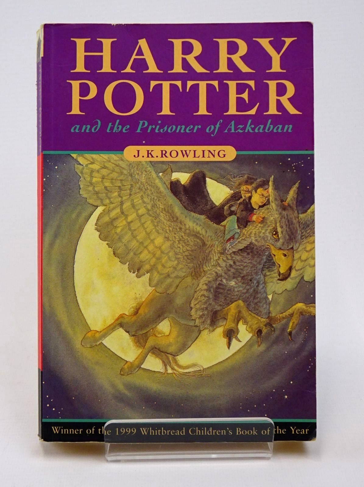 Photo of HARRY POTTER AND THE PRISONER OF AZKABAN- Stock Number: 1317766