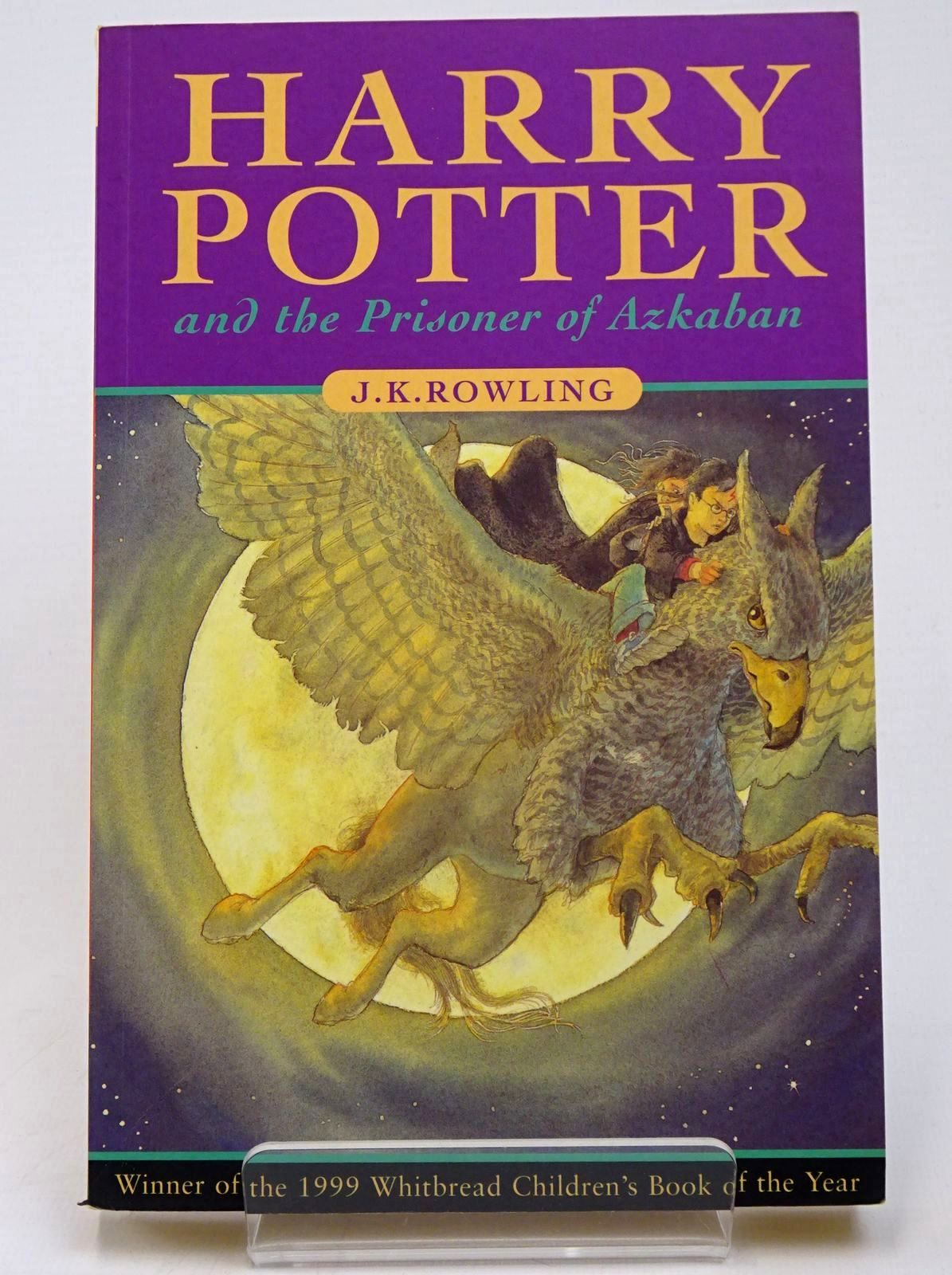 Photo of HARRY POTTER AND THE PRISONER OF AZKABAN- Stock Number: 1317771