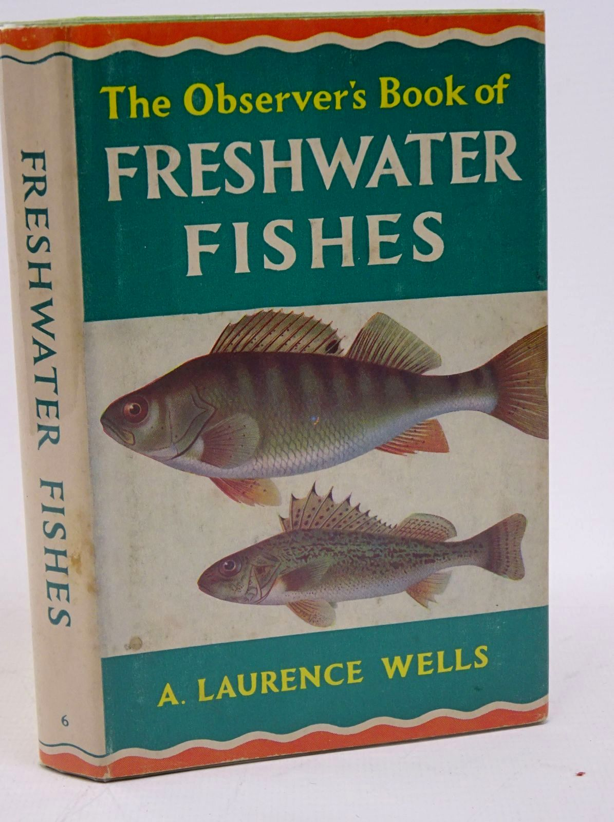 Photo of THE OBSERVER'S BOOK OF FRESHWATER FISHES written by Wells, A. Laurence published by Frederick Warne & Co Ltd. (STOCK CODE: 1317785)  for sale by Stella & Rose's Books