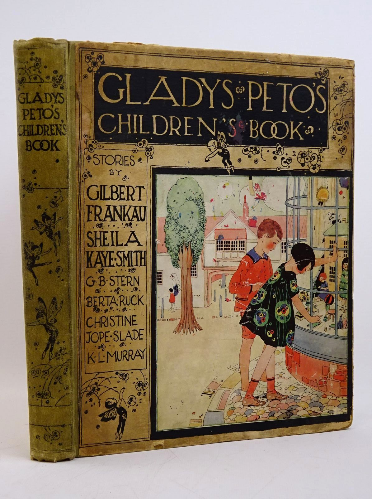Photo of GLADYS PETO'S CHILDREN'S BOOK written by Peto, Gladys et al,  illustrated by Peto, Gladys published by Sampson Low, Marston & Co. Ltd. (STOCK CODE: 1317801)  for sale by Stella & Rose's Books