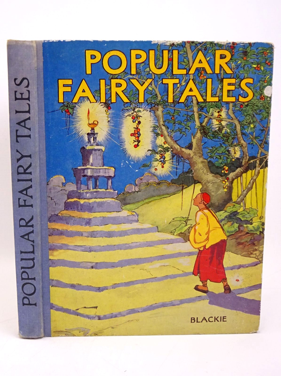Photo of BLACKIE'S POPULAR FAIRY TALES- Stock Number: 1317819