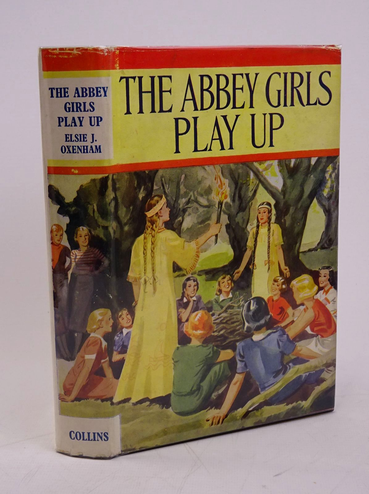 Photo of THE ABBEY GIRLS PLAY UP- Stock Number: 1317835