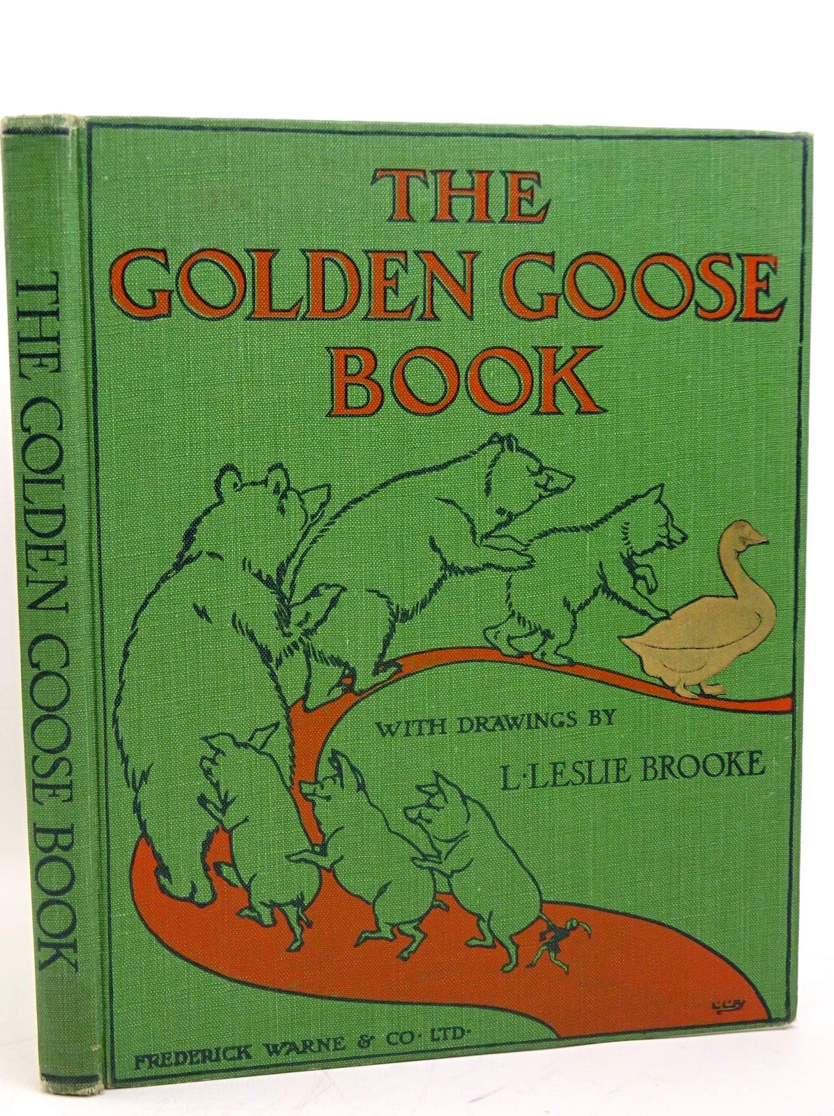 Photo of THE GOLDEN GOOSE BOOK- Stock Number: 1317849