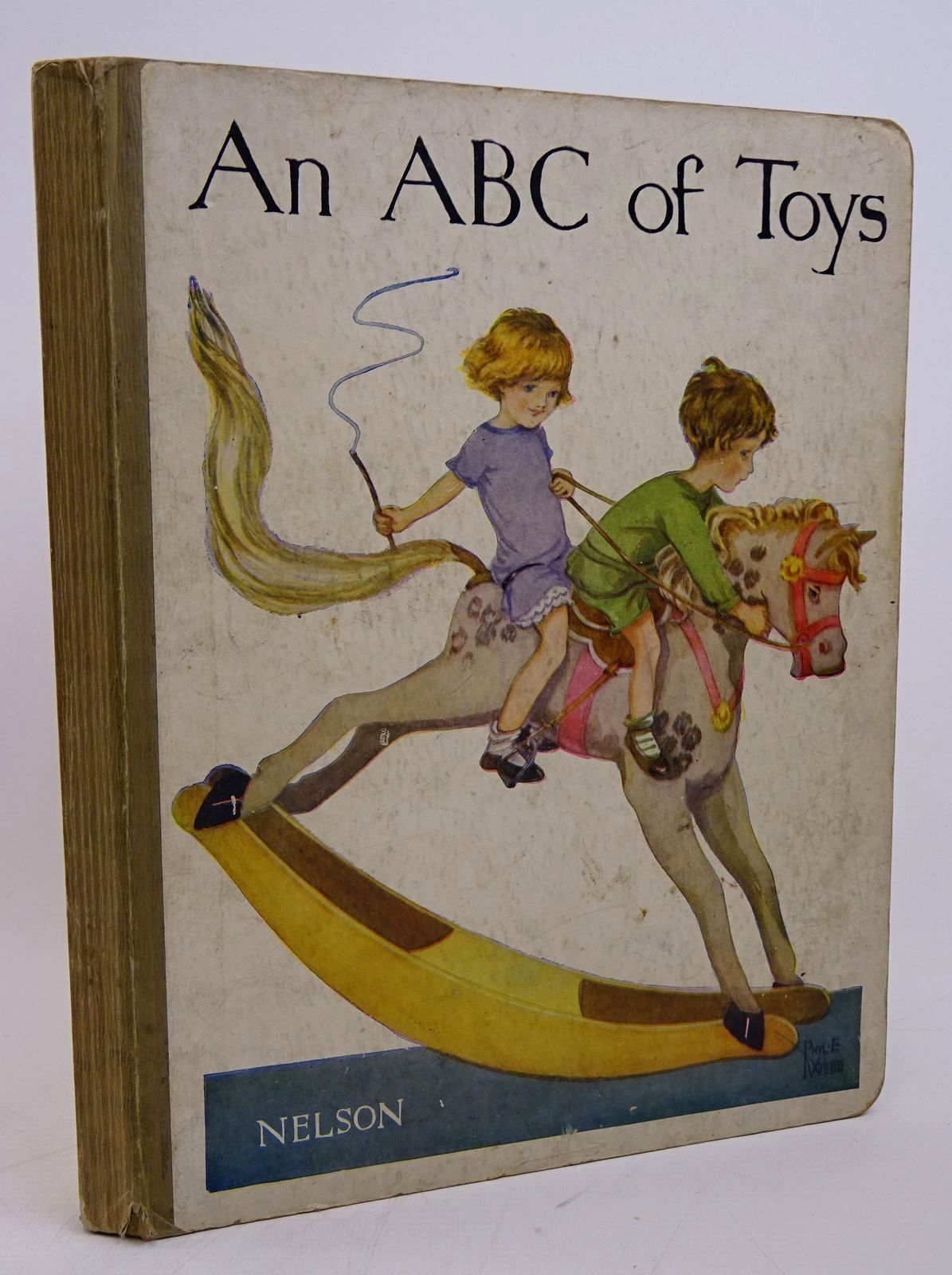 Photo of AN ABC OF TOYS- Stock Number: 1317855