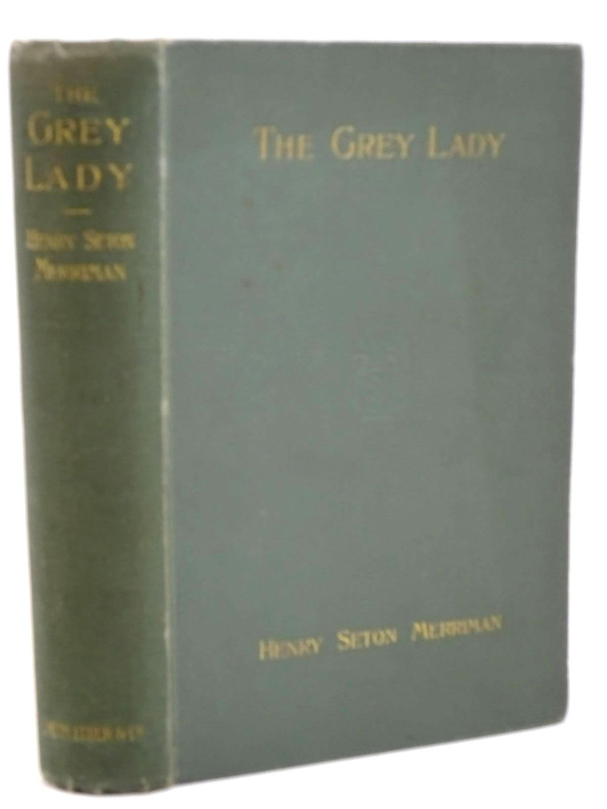 Photo of THE GREY LADY