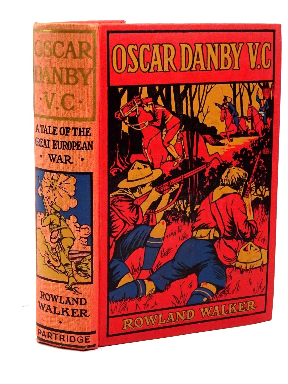 Photo of OSCAR DANBY, V.C.- Stock Number: 1317896