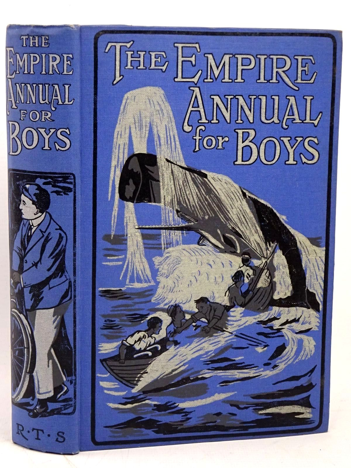 Photo of THE EMPIRE ANNUAL FOR BOYS- Stock Number: 1317897