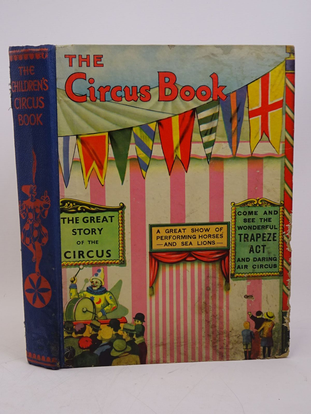 Photo of THE CHILDREN'S CIRCUS BOOK- Stock Number: 1317904