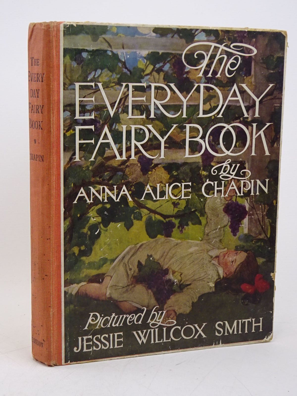 Photo of THE EVERYDAY FAIRY BOOK written by Chapin, Anna Alice illustrated by Smith, Jessie Willcox published by J. Coker & Co. Ltd. (STOCK CODE: 1317914)  for sale by Stella & Rose's Books