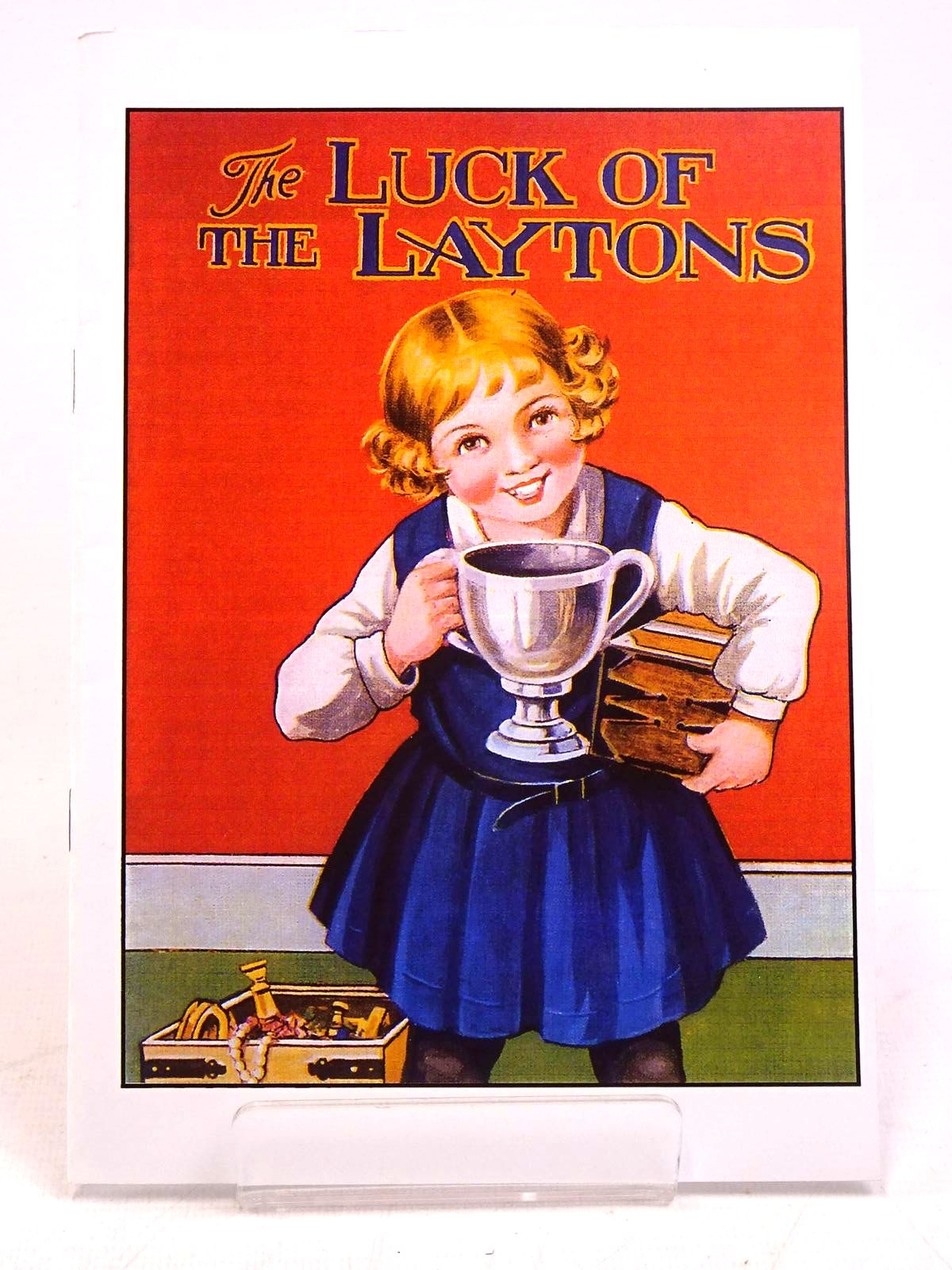 Photo of THE LUCK OF THE LAYTONS- Stock Number: 1317927