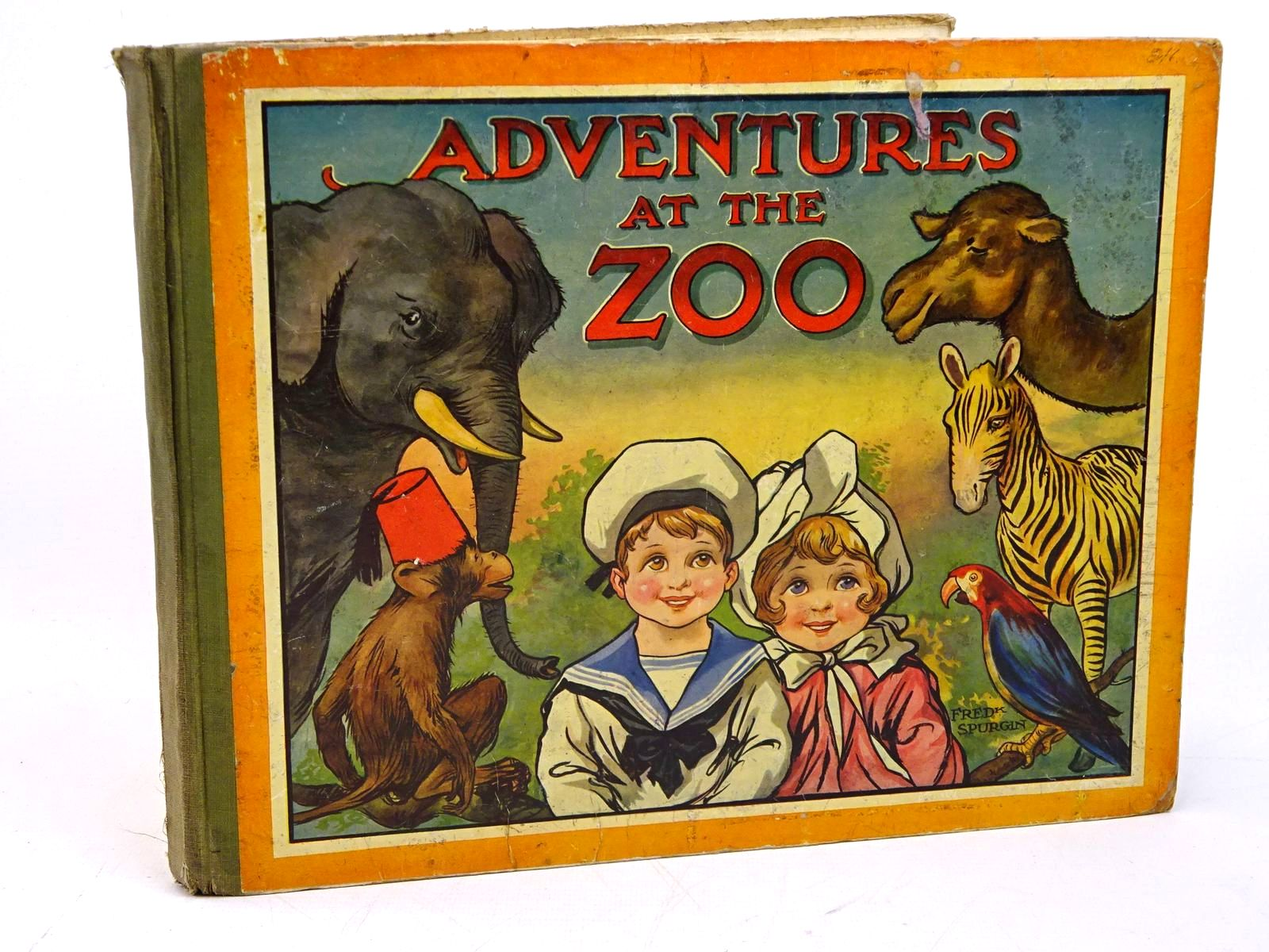 Photo of ADVENTURES AT THE ZOO- Stock Number: 1317929