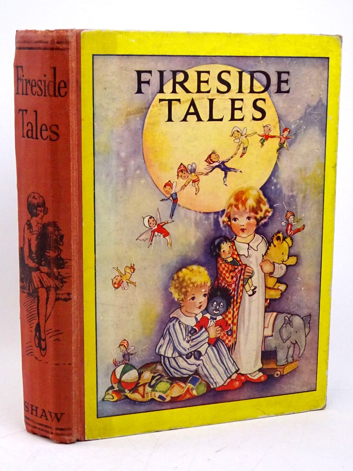 Photo of FIRESIDE TALES- Stock Number: 1317930