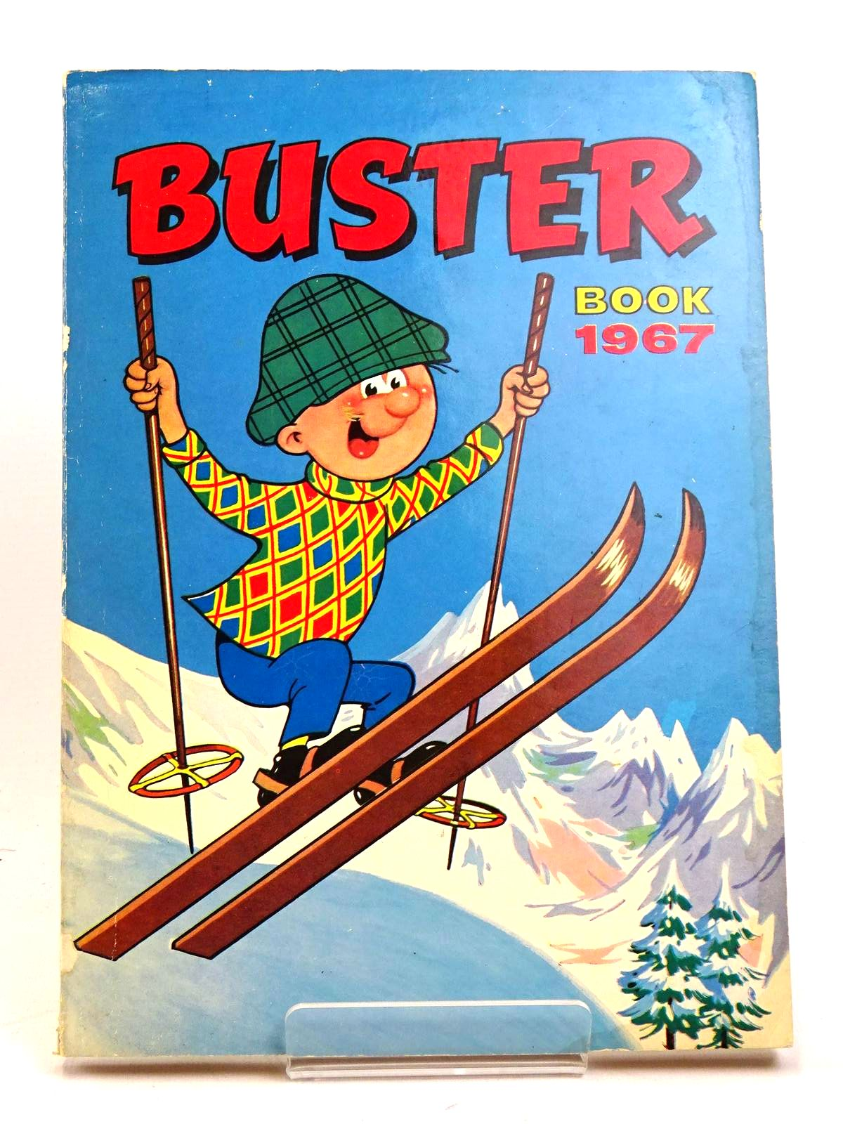 Photo of BUSTER BOOK 1967 published by Fleetway Publications Ltd. (STOCK CODE: 1317931)  for sale by Stella & Rose's Books