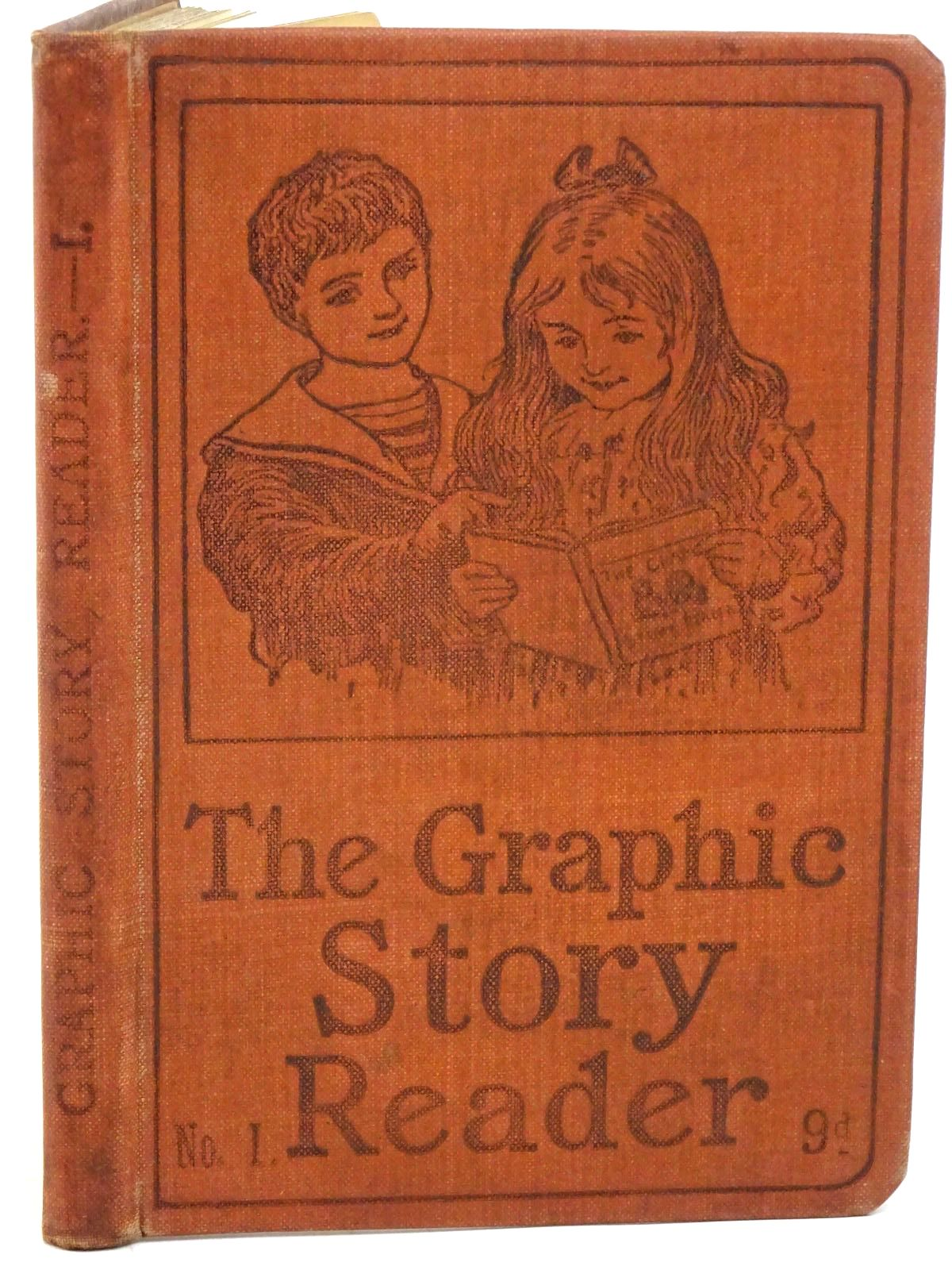 Photo of THE GRAPHIC STORY READER BOOK 1 illustrated by Wain, Louis Aldin, Cecil et al., published by William Collins Sons & Co. Ltd. (STOCK CODE: 1317963)  for sale by Stella & Rose's Books