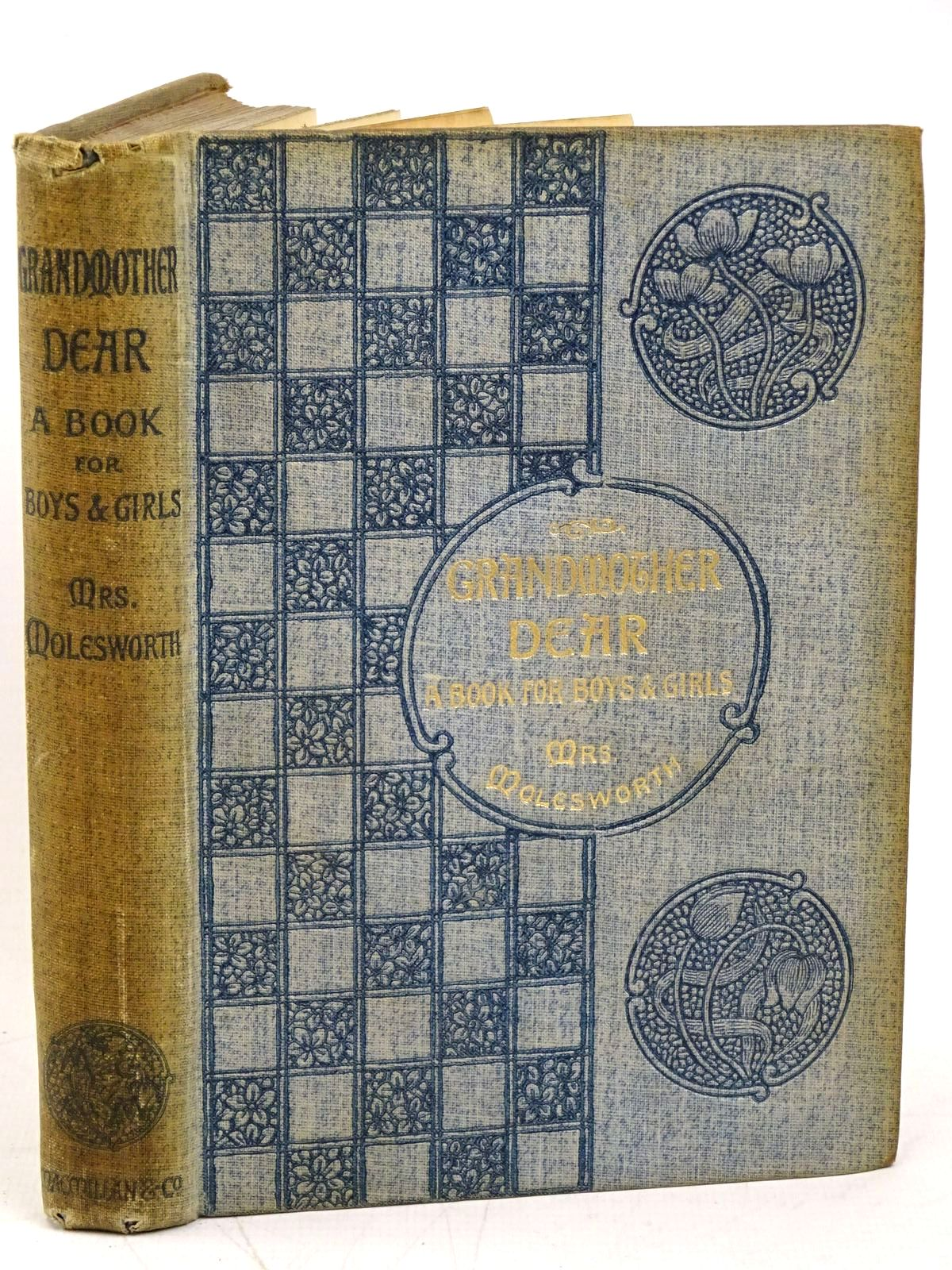 Photo of GRANDMOTHER DEAR written by Molesworth, Mrs. illustrated by Crane, Walter published by Macmillan & Co. (STOCK CODE: 1317965)  for sale by Stella & Rose's Books