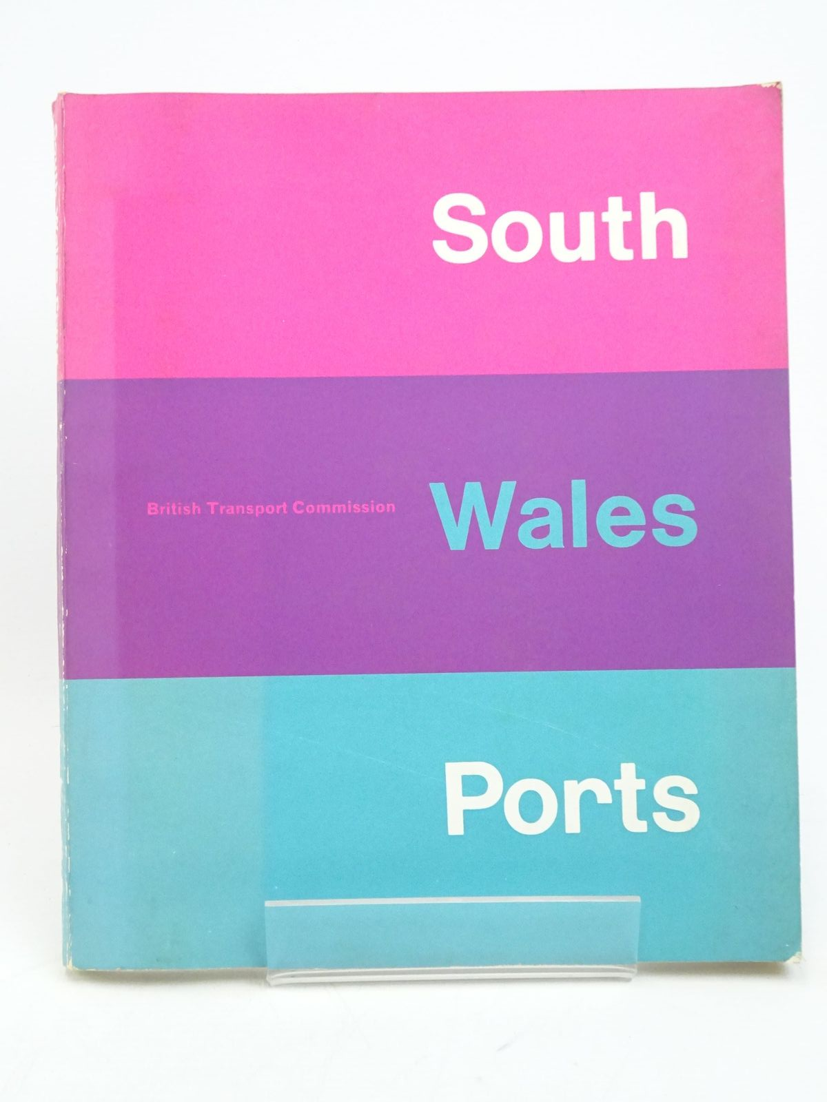 Photo of SOUTH WALES PORTS published by British Transport Commission (STOCK CODE: 1317969)  for sale by Stella & Rose's Books