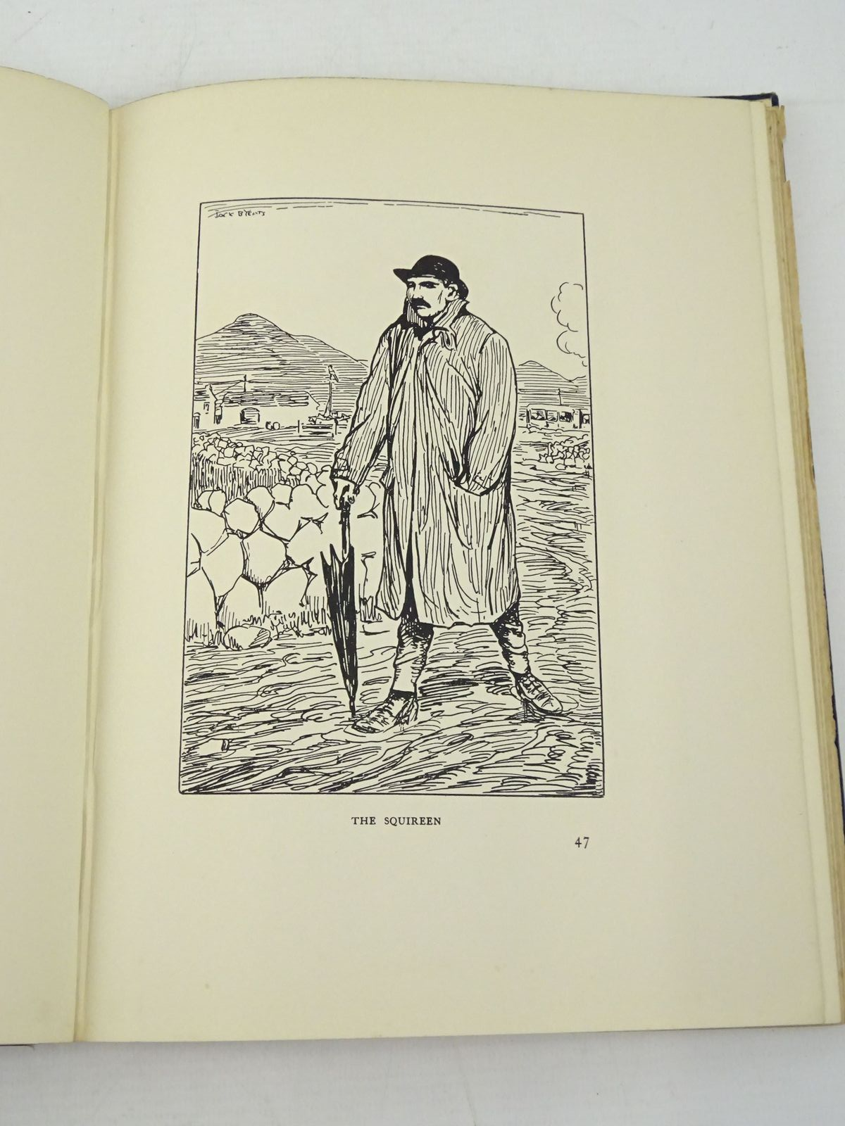 Photo of LIFE IN THE WEST OF IRELAND illustrated by Yeats, Jack B. published by Maunsel & Company Limited (STOCK CODE: 1317990)  for sale by Stella & Rose's Books