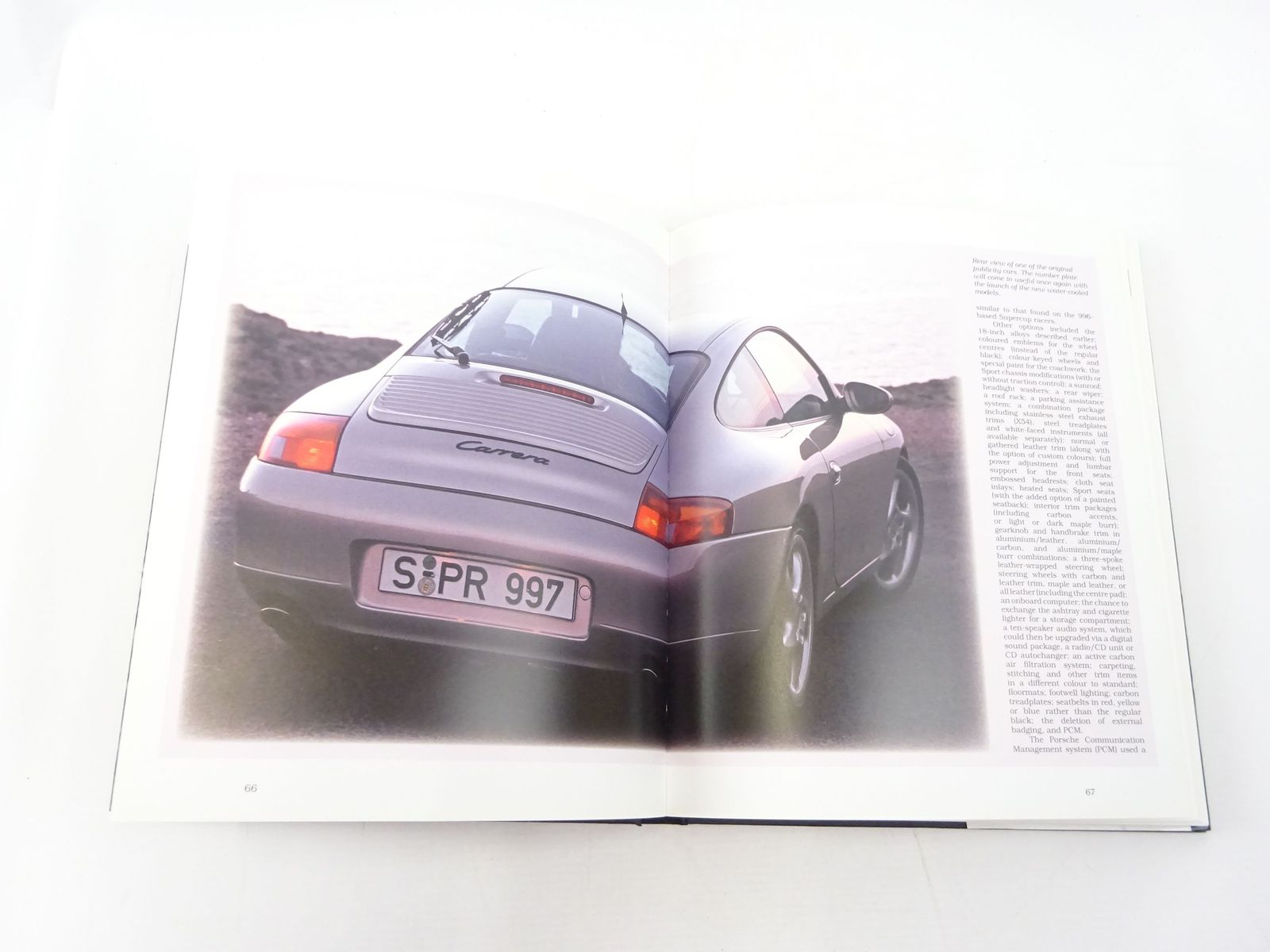Photo of PORSCHE 911 THE DEFINITIVE HISTORY 1997 TO 2004 written by Long, Brian published by Veloce Publishing (STOCK CODE: 1317991)  for sale by Stella & Rose's Books