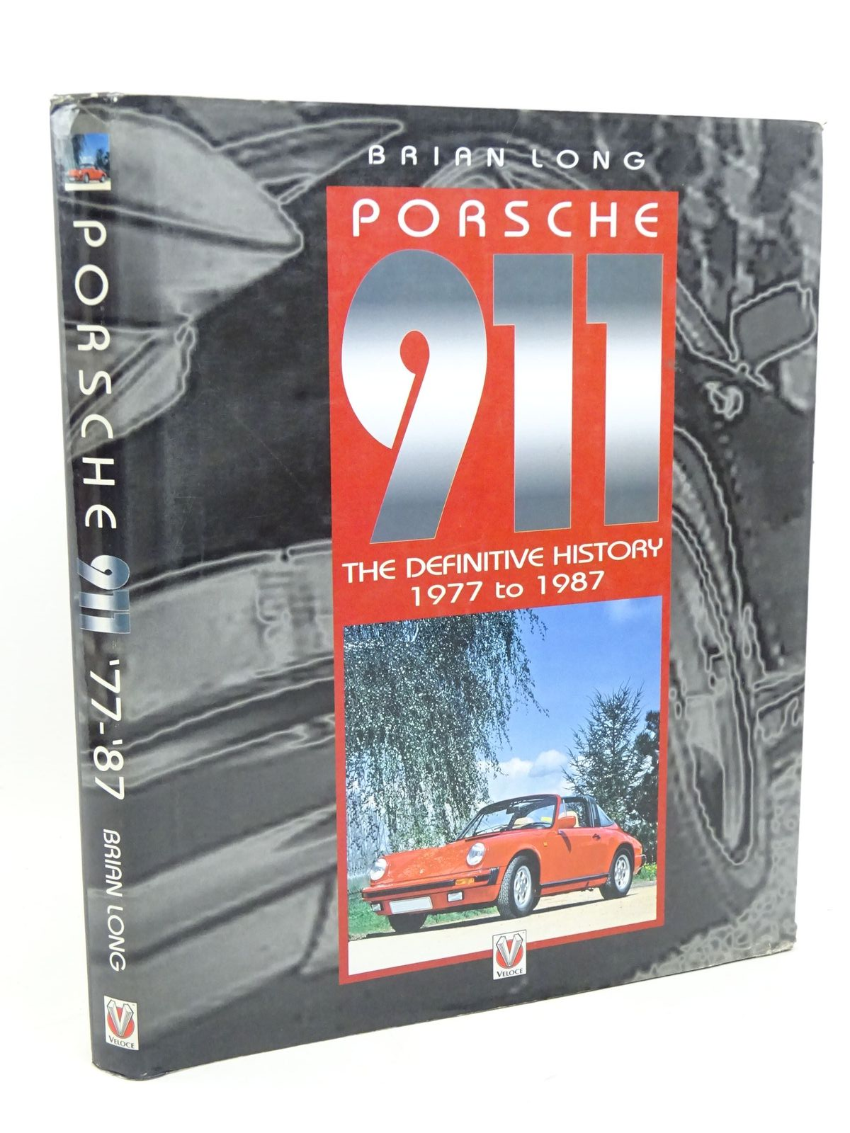 Photo of PORSCHE 911 THE DEFINITIVE HISTORY 1977 TO 1987- Stock Number: 1317992