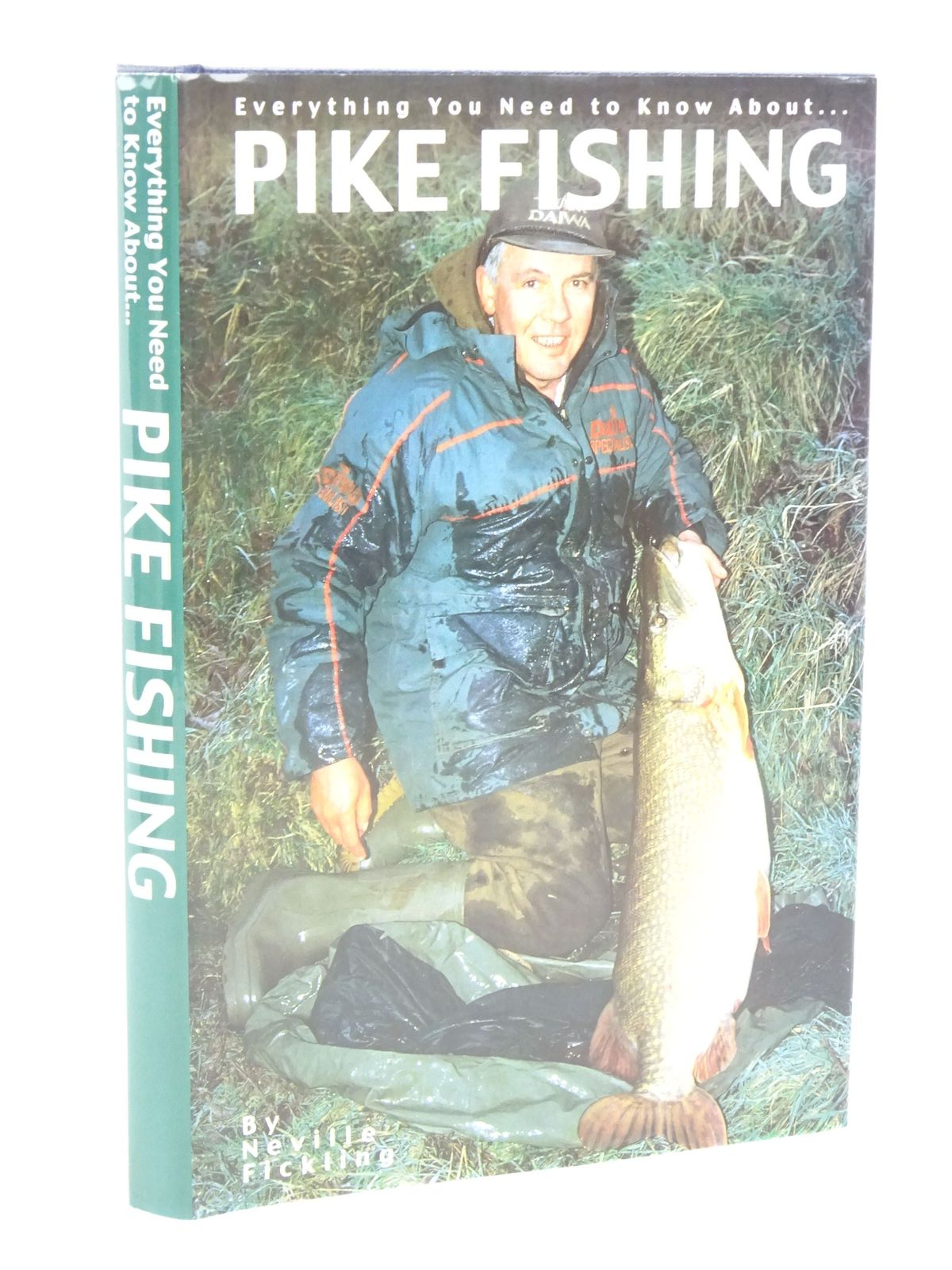 Photo of EVERYTHING YOU NEED TO KNOW ABOUT PIKE FISHING written by Fickling, Neville published by Lucebaits Publishing (STOCK CODE: 1317998)  for sale by Stella & Rose's Books