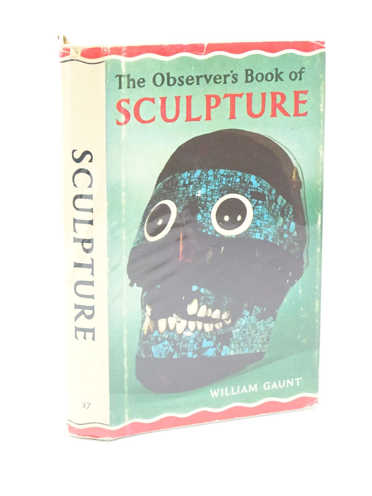 Photo of THE OBSERVER'S BOOK OF SCULPTURE written by Gaunt, William published by Frederick Warne & Co Ltd. (STOCK CODE: 1318006)  for sale by Stella & Rose's Books