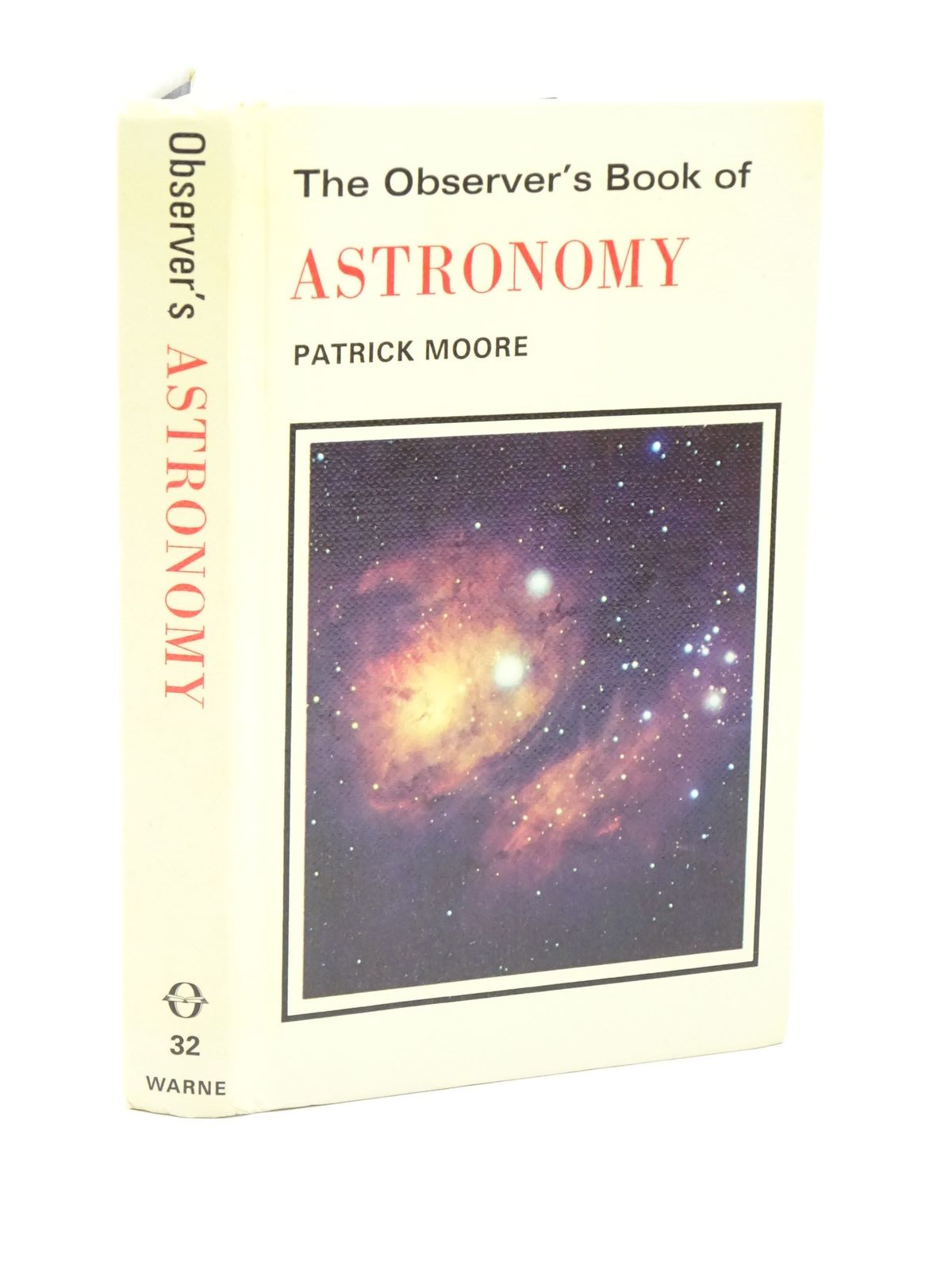 Photo of THE OBSERVER'S BOOK OF ASTRONOMY- Stock Number: 1318007