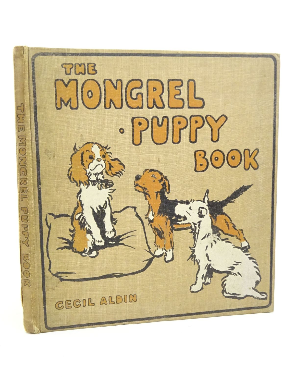 Photo of THE MONGREL PUPPY BOOK- Stock Number: 1318012