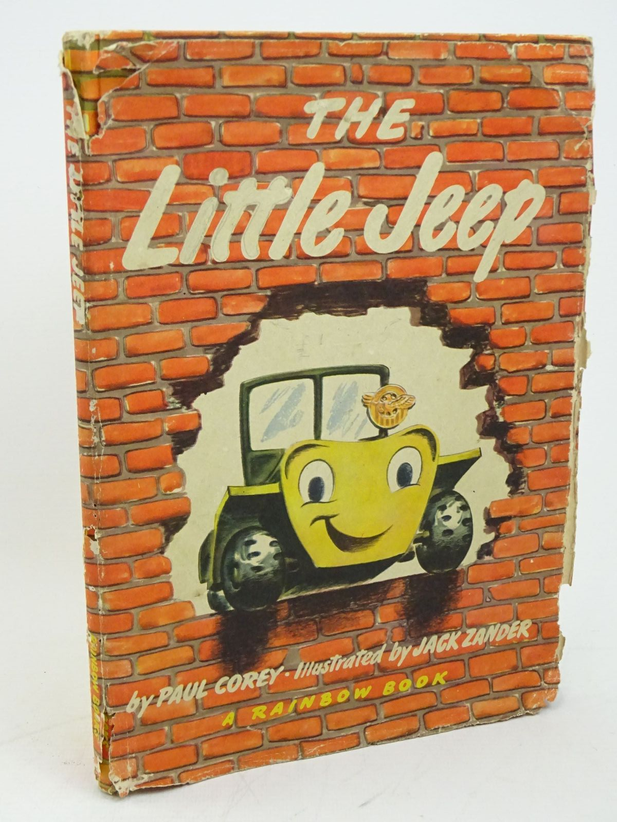 Photo of THE LITTLE JEEP written by Corey, Paul illustrated by Zander, Jack published by The World Publishing Company (STOCK CODE: 1318014)  for sale by Stella & Rose's Books