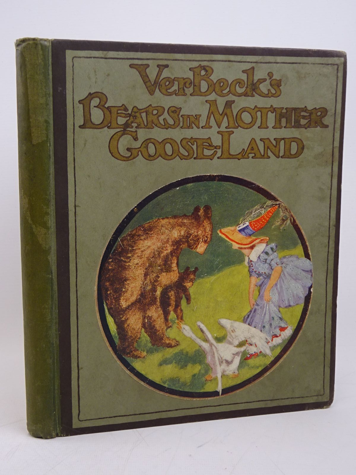 Photo of VER BECK'S BEARS IN MOTHER GOOSE LAND- Stock Number: 1318018