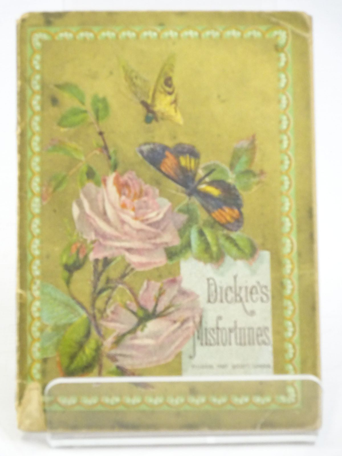 Photo of DICKIE'S MISFORTUNE AND OTHER STORIES- Stock Number: 1318033