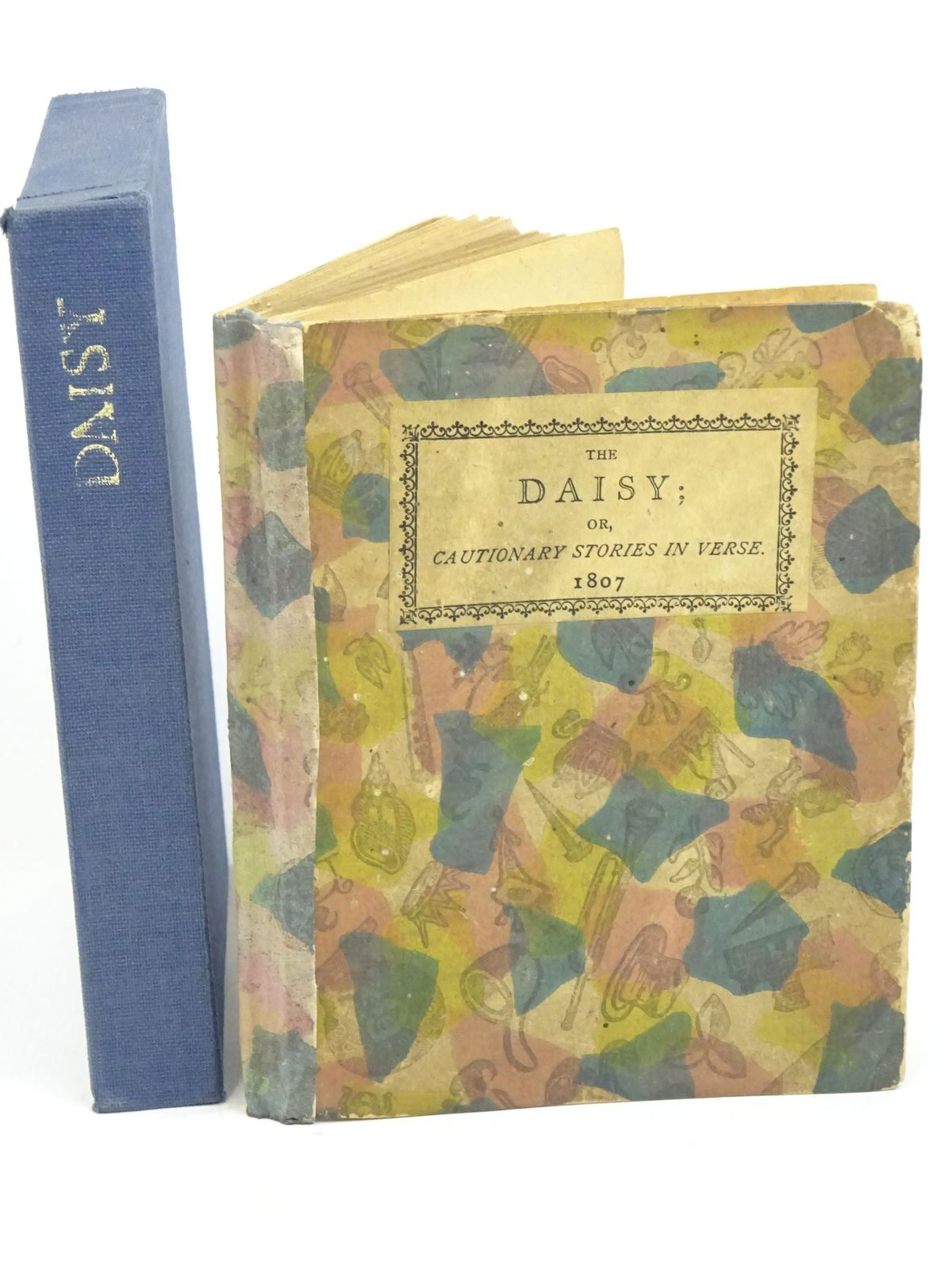 Photo of THE DAISY; OR, CAUTIONARY STORIES IN VERSE written by Turner, Elizabeth published by John Harris (STOCK CODE: 1318037)  for sale by Stella & Rose's Books