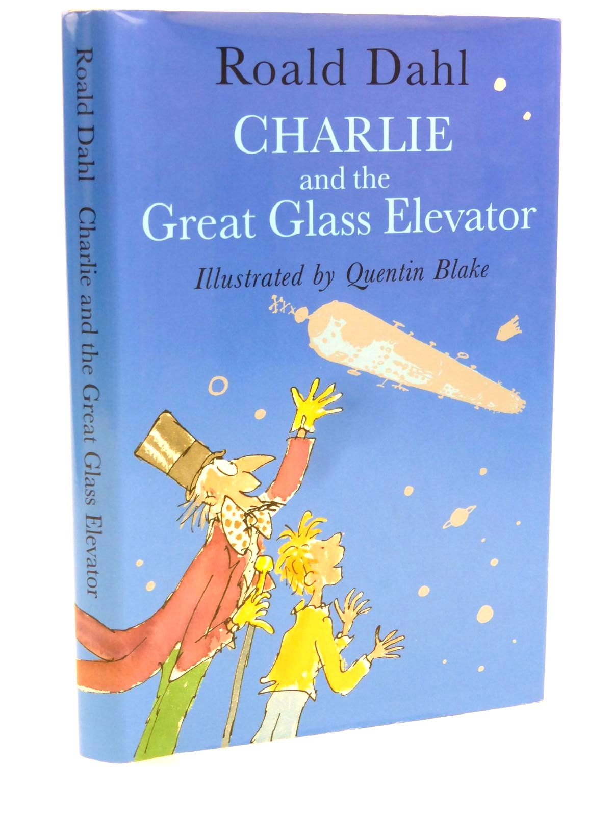 Photo of CHARLIE AND THE GREAT GLASS ELEVATOR- Stock Number: 1318044