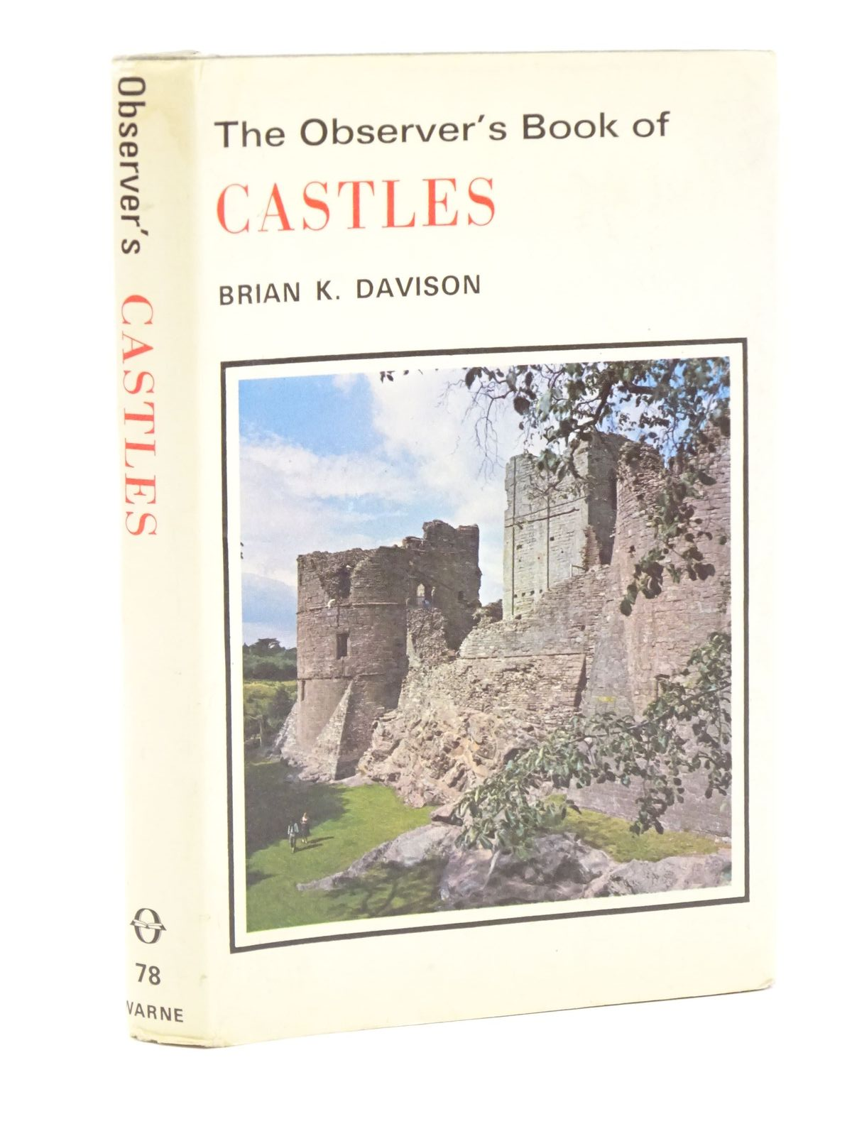 Photo of THE OBSERVER'S BOOK OF CASTLES- Stock Number: 1318048