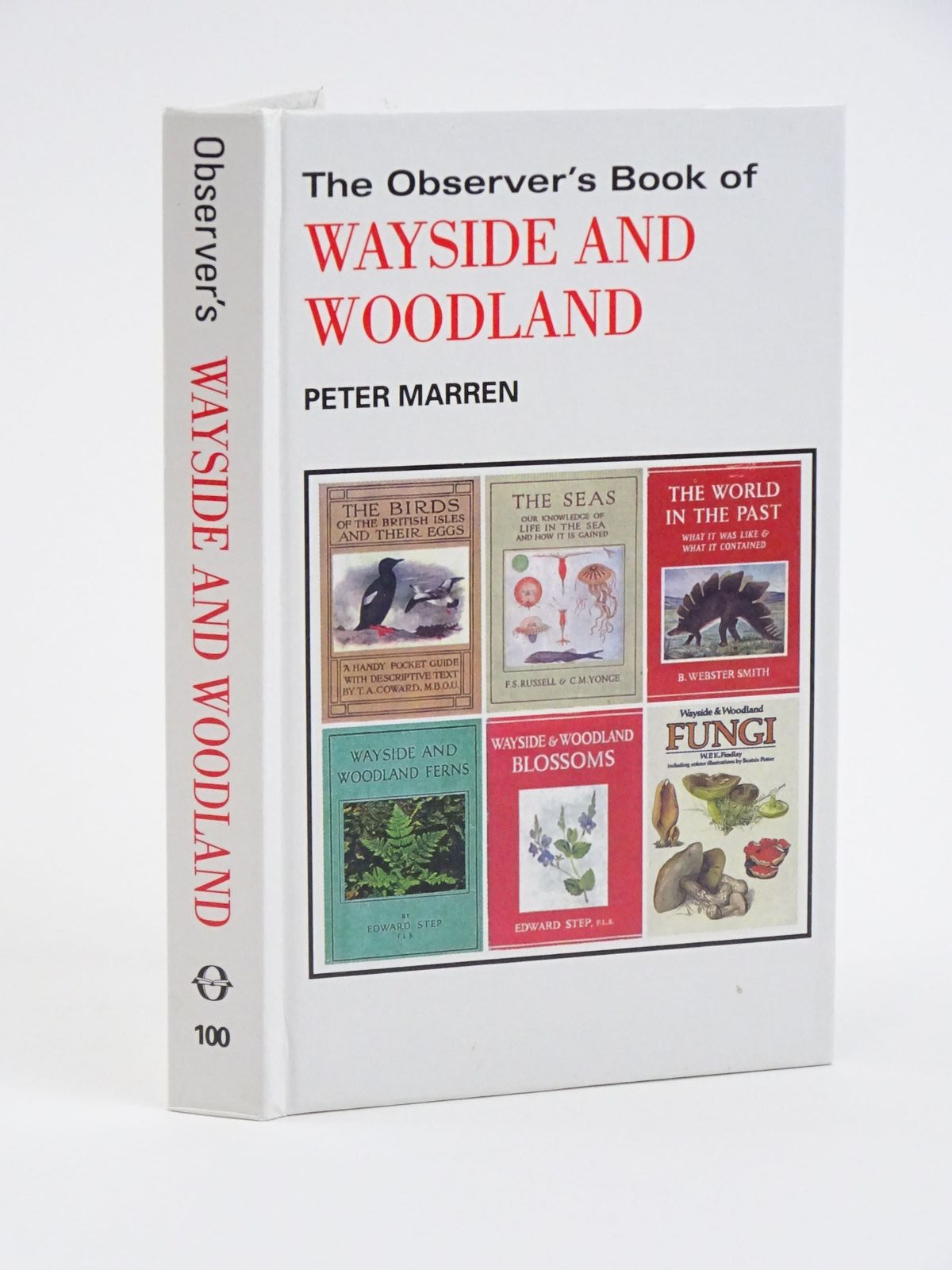 Photo of THE OBSERVER'S BOOK OF WAYSIDE AND WOODLAND- Stock Number: 1318053