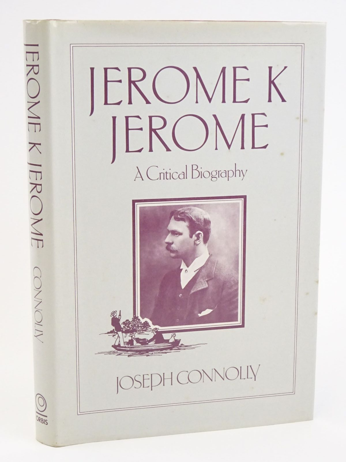 Photo of JEROME K. JEROME: A CRITICAL BIOGRAPHY written by Connolly, Joseph published by Orbis Publishing (STOCK CODE: 1318067)  for sale by Stella & Rose's Books